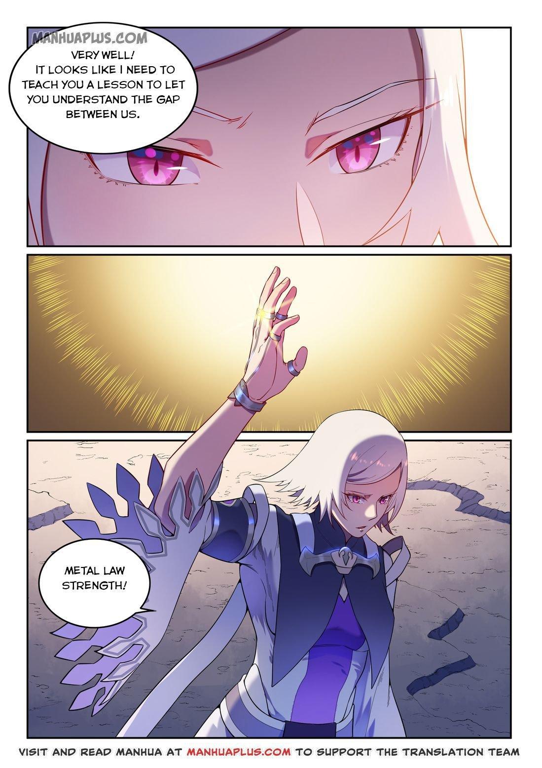 Manga Apotheosis - Chapter 597 Page 14