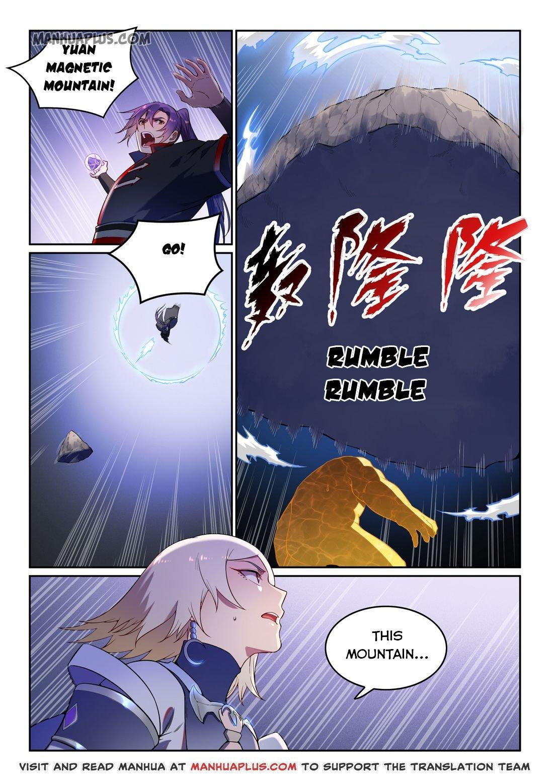 Manga Apotheosis - Chapter 597 Page 6