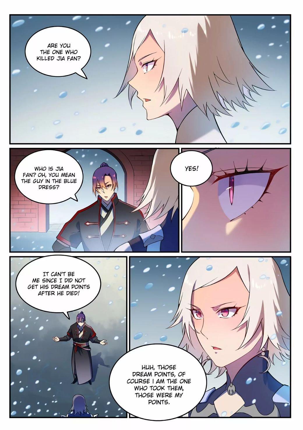 Manga Apotheosis - Chapter 596 Page 4