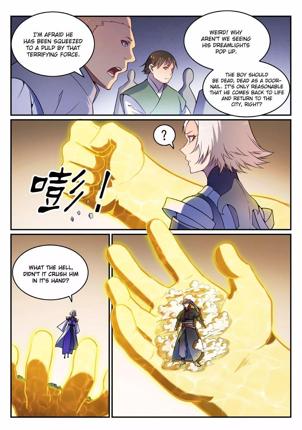 Manga Apotheosis - Chapter 596 Page 15
