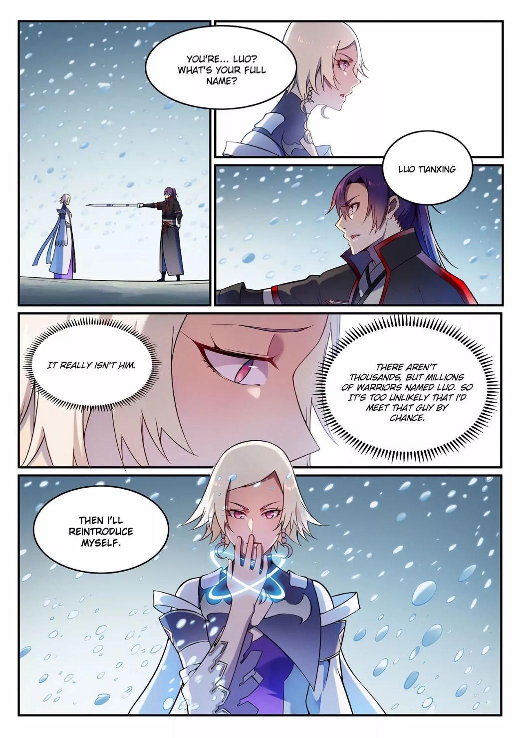 Manga Apotheosis - Chapter 596 Page 6