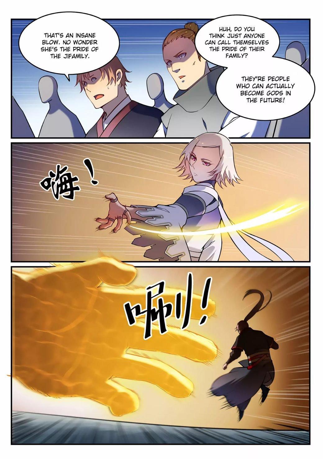 Manga Apotheosis - Chapter 596 Page 12