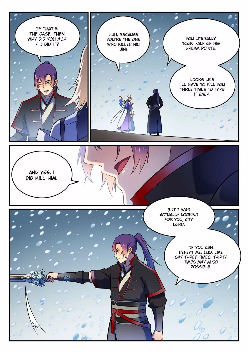 Manga Apotheosis - Chapter 596 Page 5
