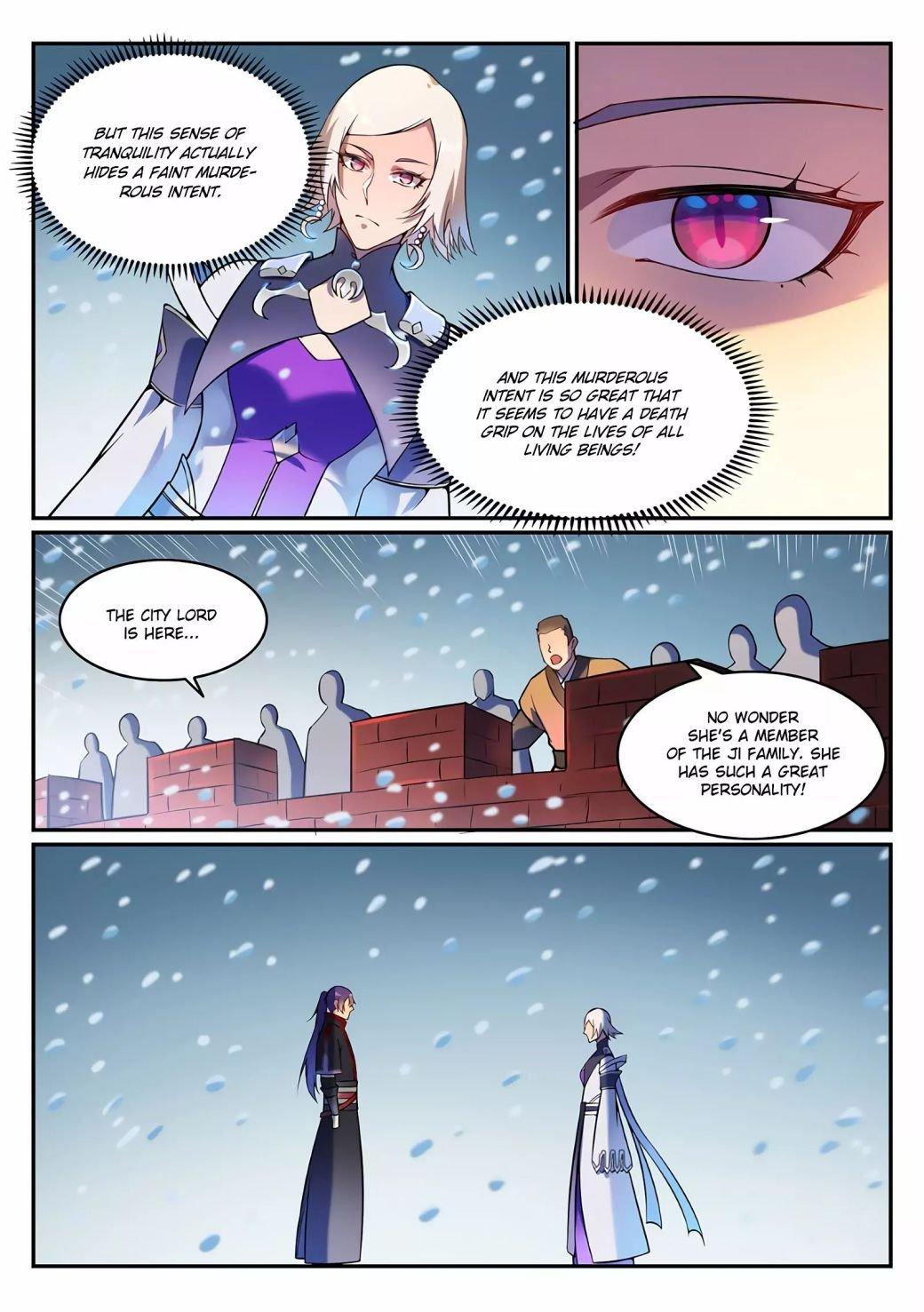 Manga Apotheosis - Chapter 596 Page 3