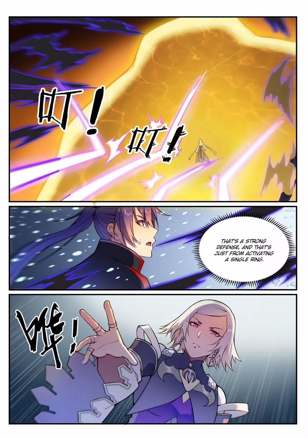 Manga Apotheosis - Chapter 596 Page 10