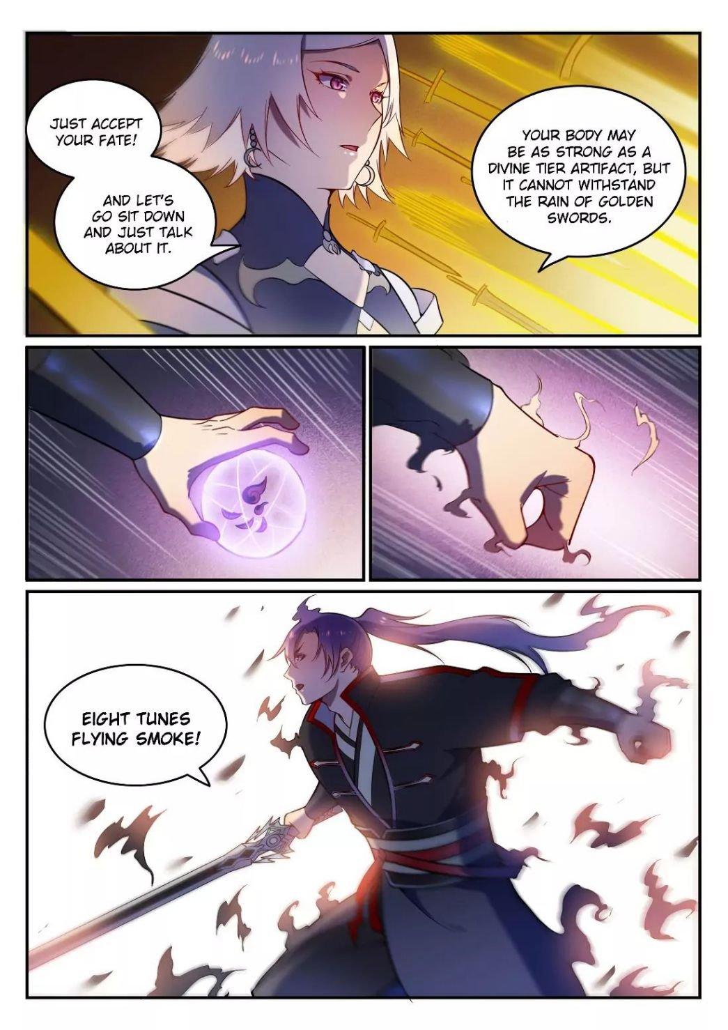 Manga Apotheosis - Chapter 598 Page 5