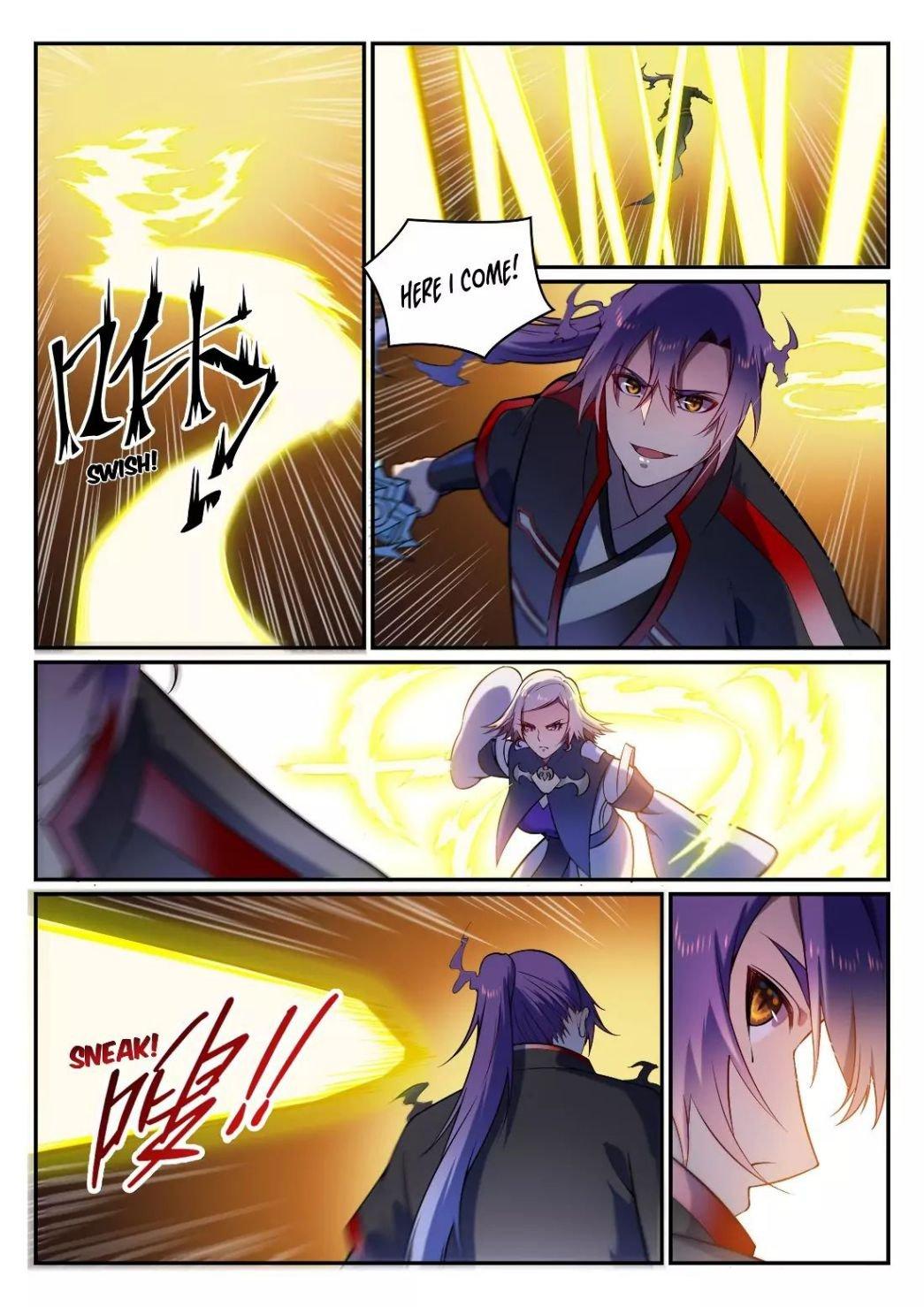 Manga Apotheosis - Chapter 598 Page 7