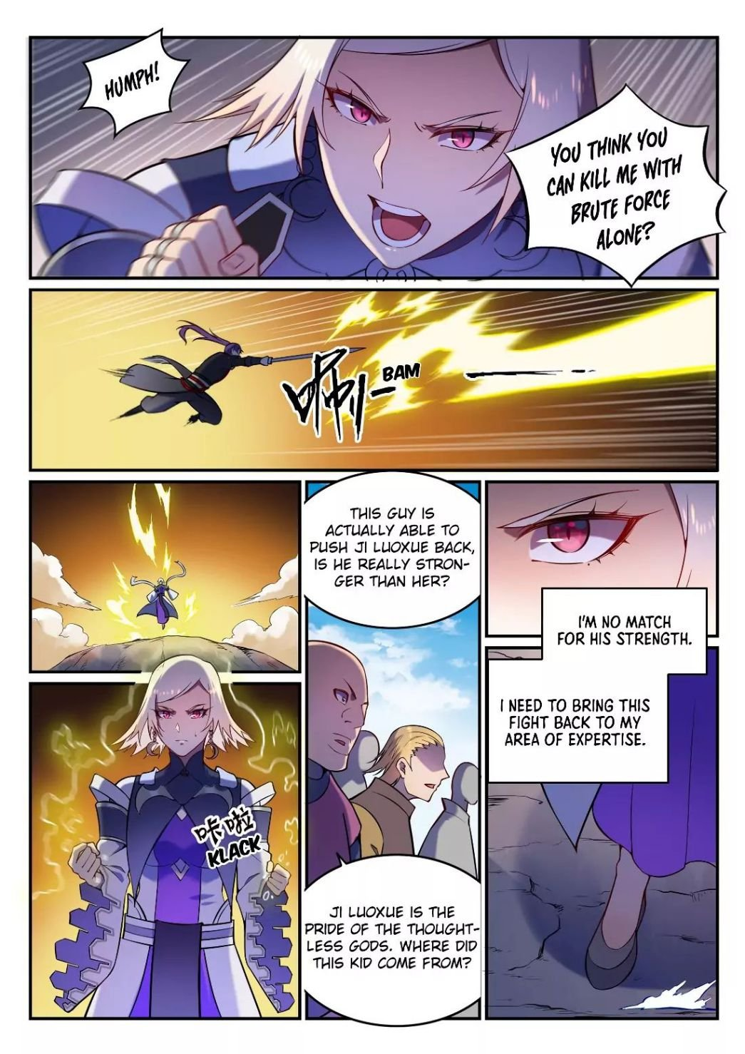 Manga Apotheosis - Chapter 598 Page 15