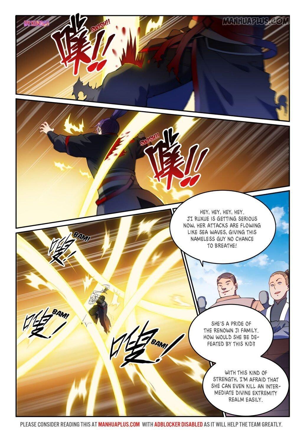 Manga Apotheosis - Chapter 599 Page 5