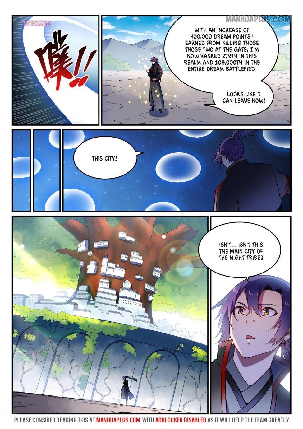 Manga Apotheosis - Chapter 600 Page 16