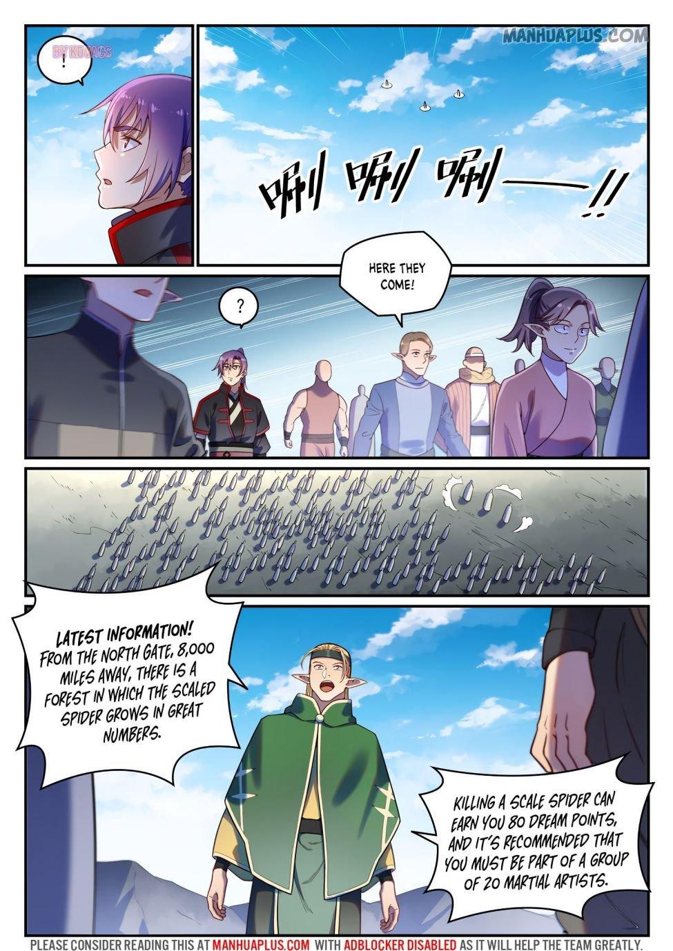 Manga Apotheosis - Chapter 601 Page 5
