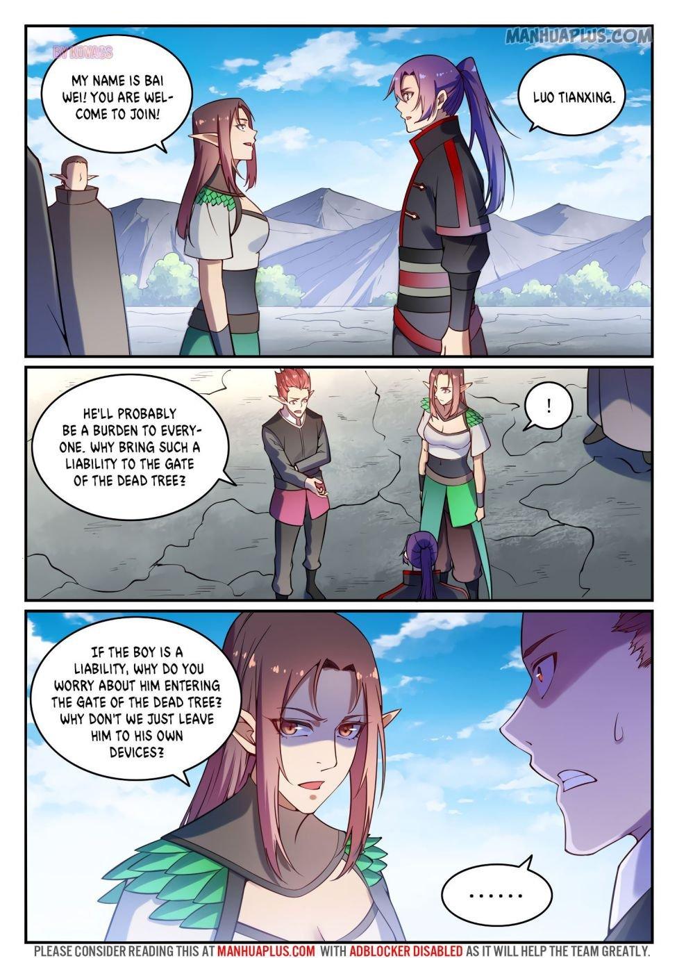 Manga Apotheosis - Chapter 601 Page 13