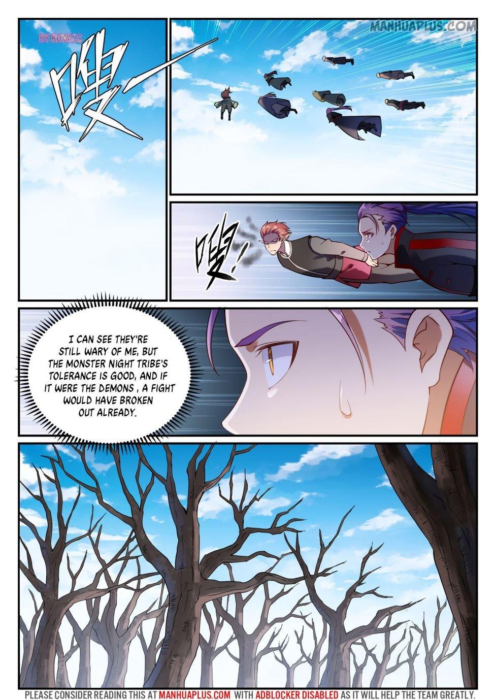 Manga Apotheosis - Chapter 601 Page 14