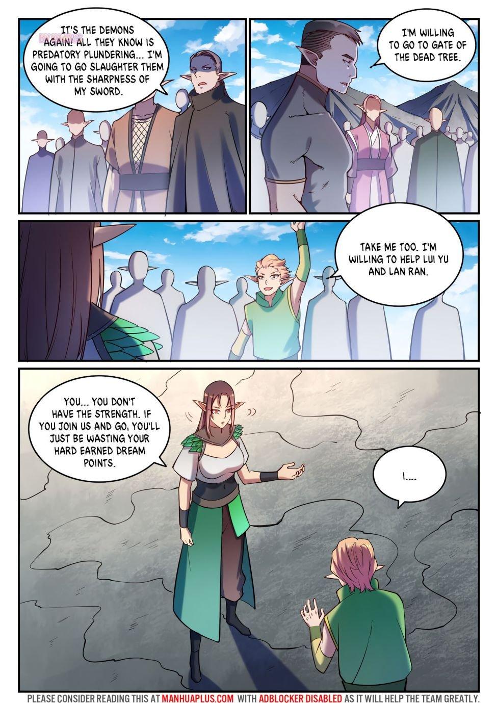 Manga Apotheosis - Chapter 601 Page 9
