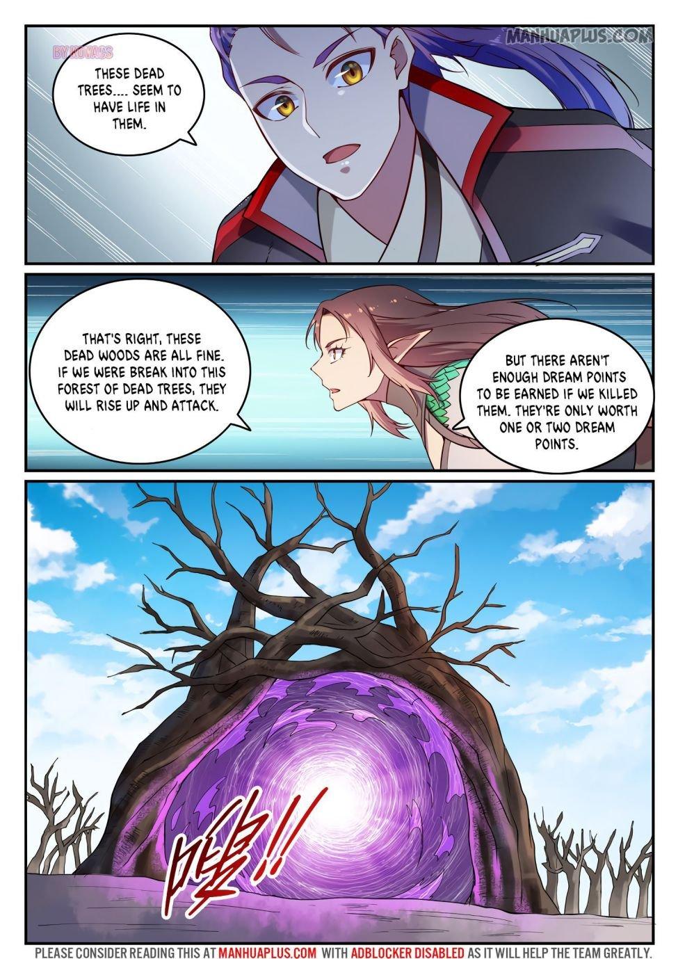 Manga Apotheosis - Chapter 601 Page 15