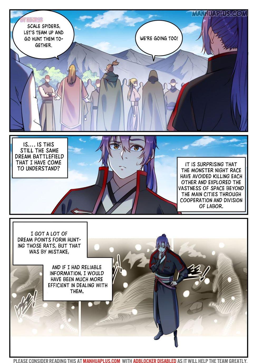 Manga Apotheosis - Chapter 601 Page 6