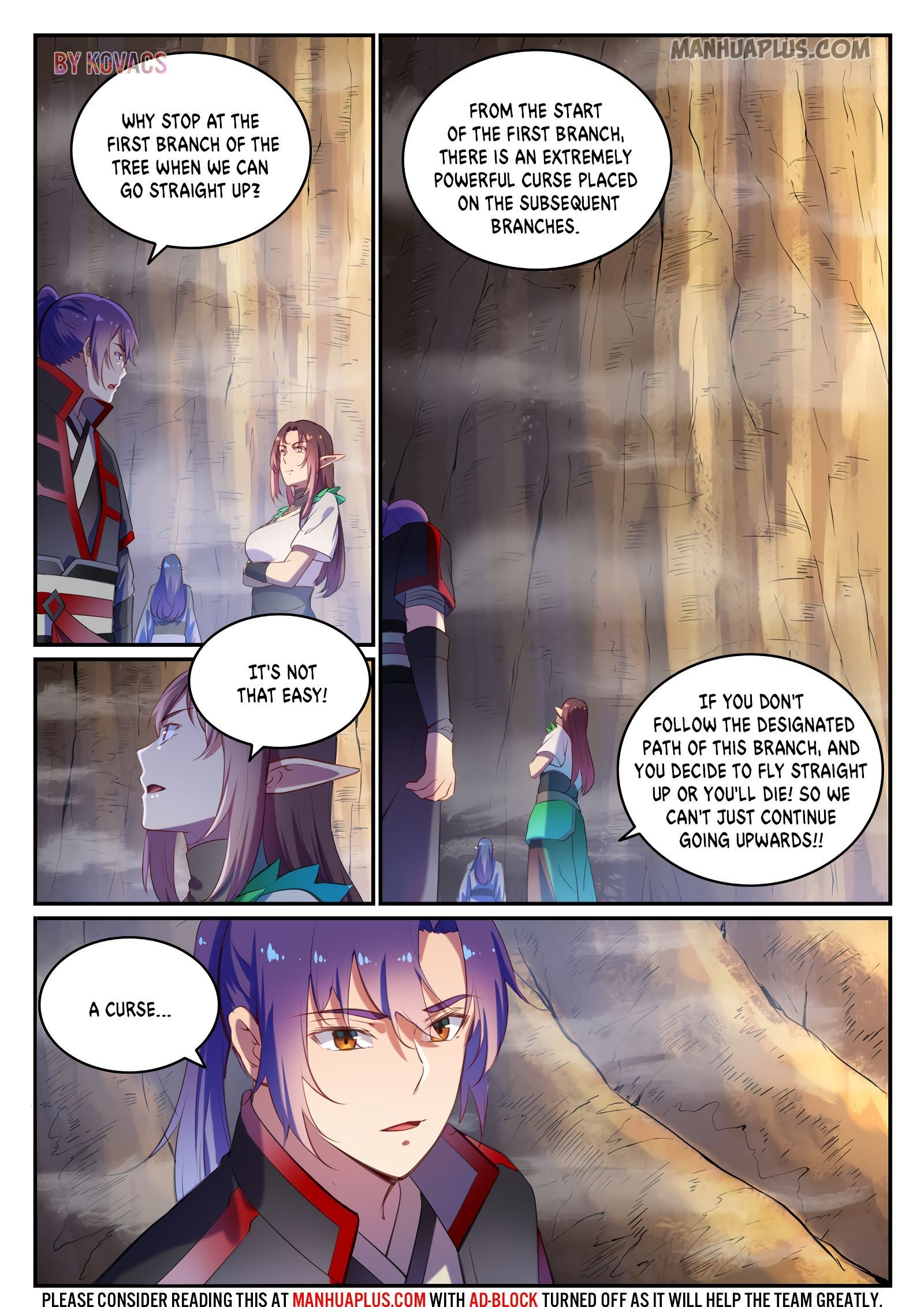 Manga Apotheosis - Chapter 603 Page 3