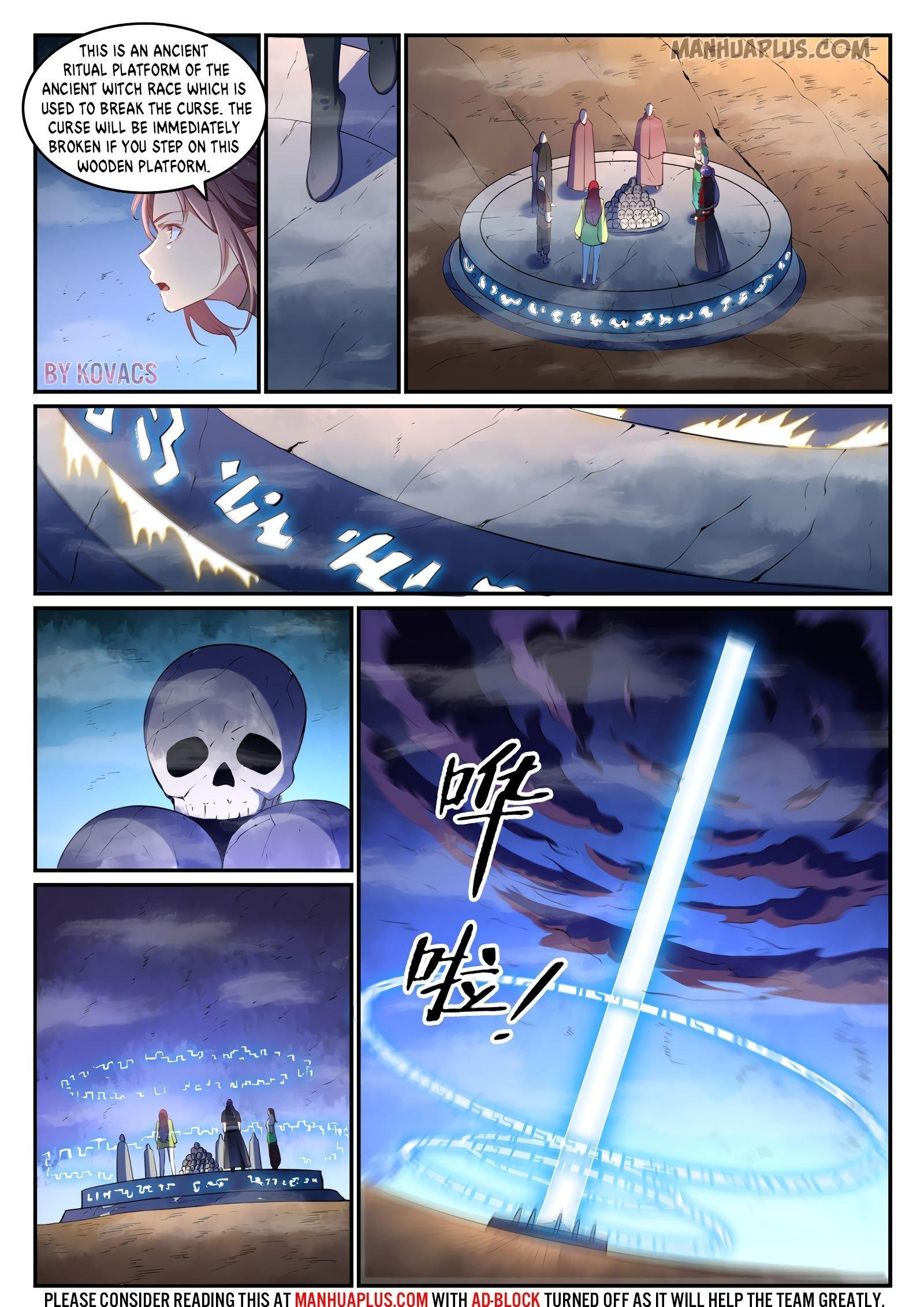 Manga Apotheosis - Chapter 603 Page 5