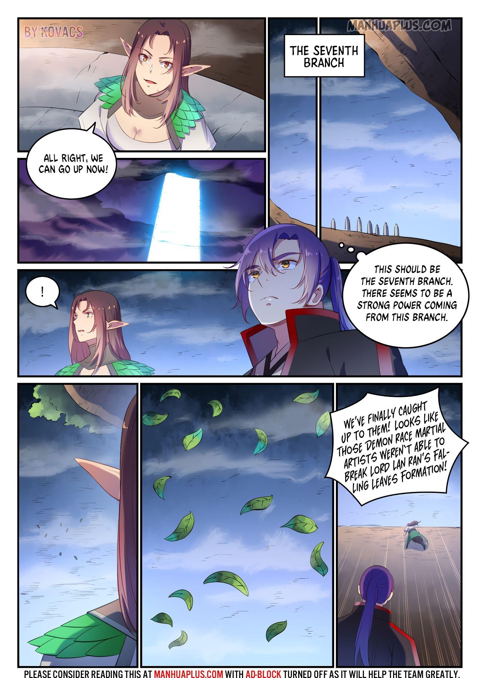 Manga Apotheosis - Chapter 603 Page 6