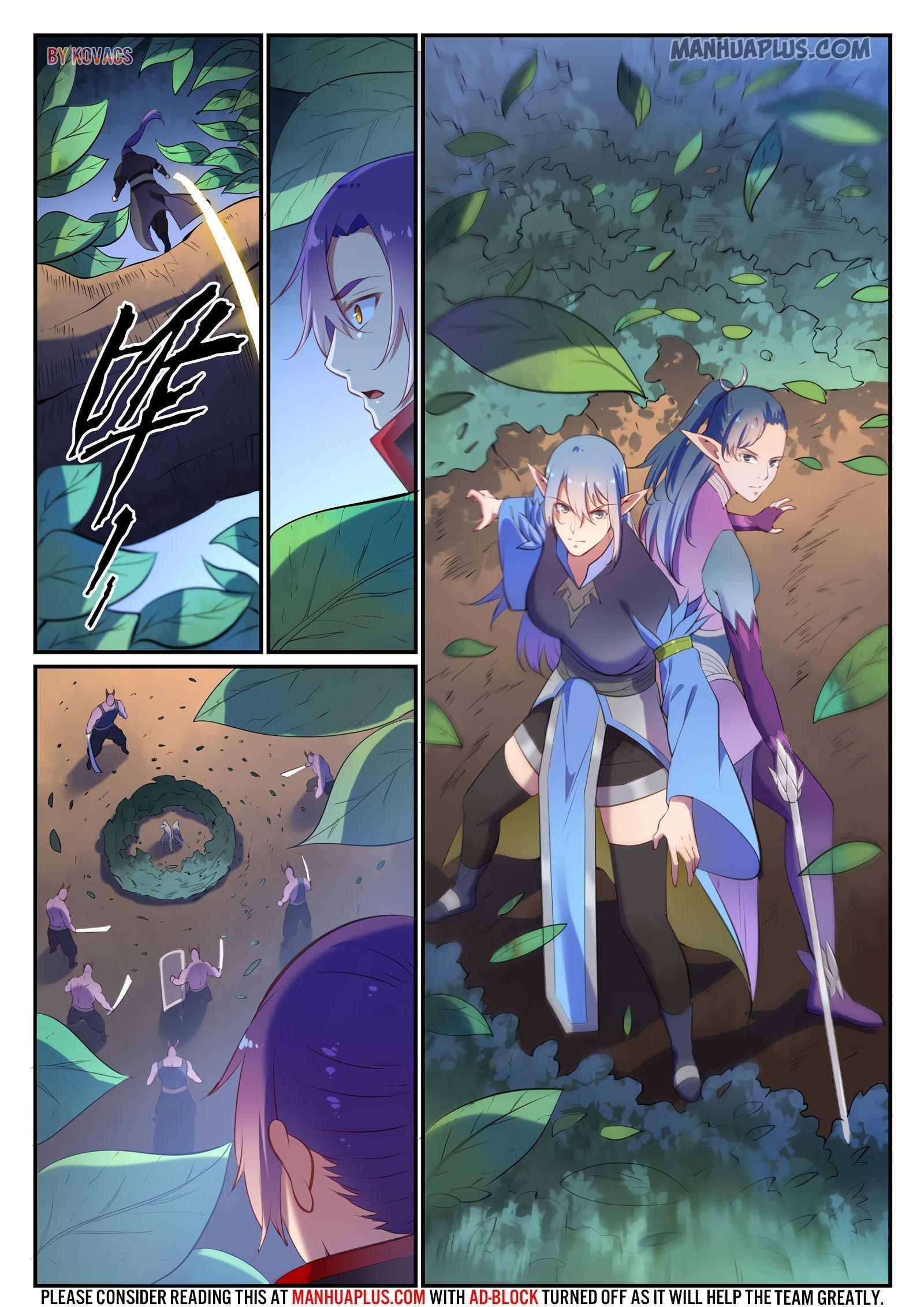 Manga Apotheosis - Chapter 603 Page 7