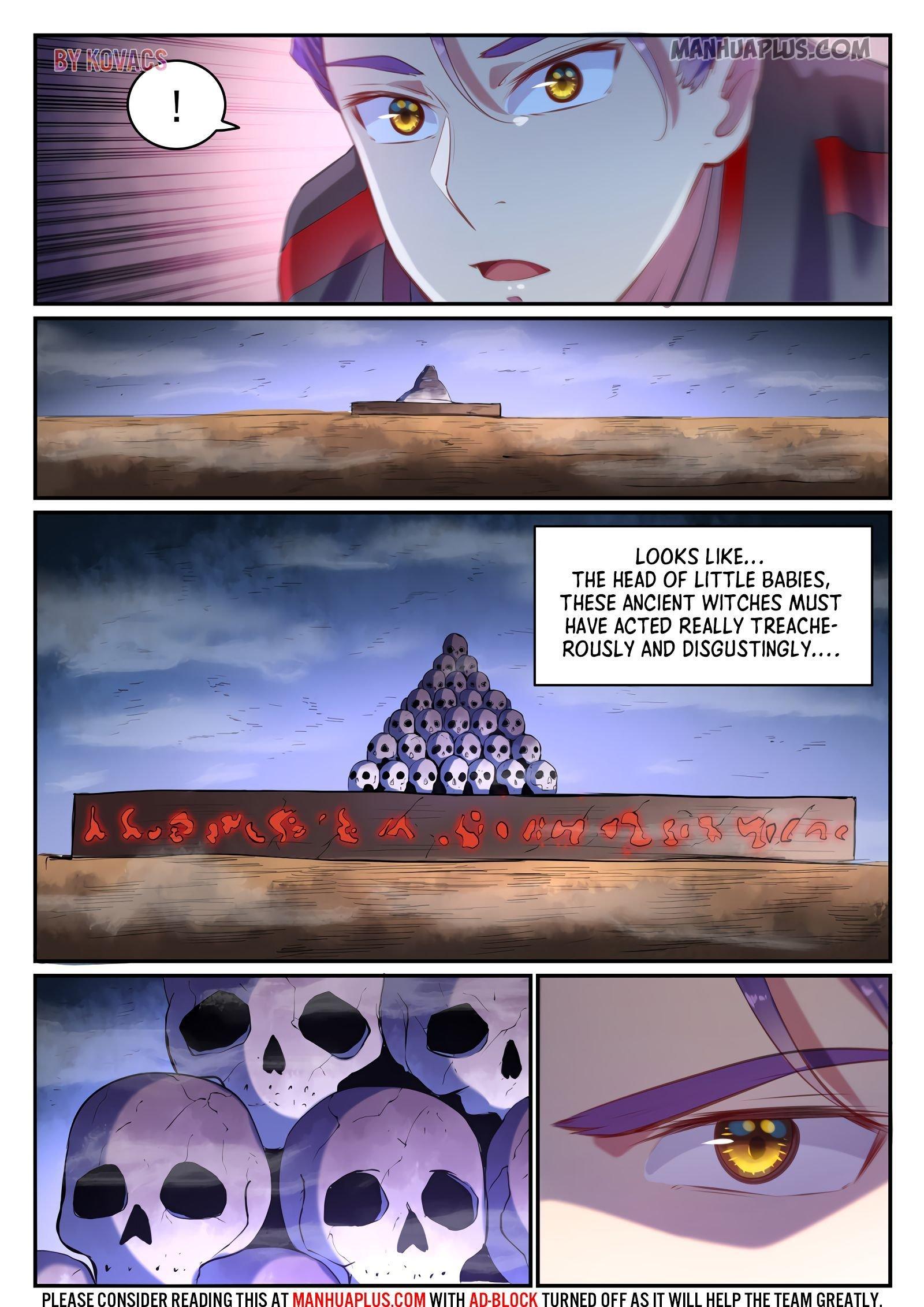 Manga Apotheosis - Chapter 603 Page 4