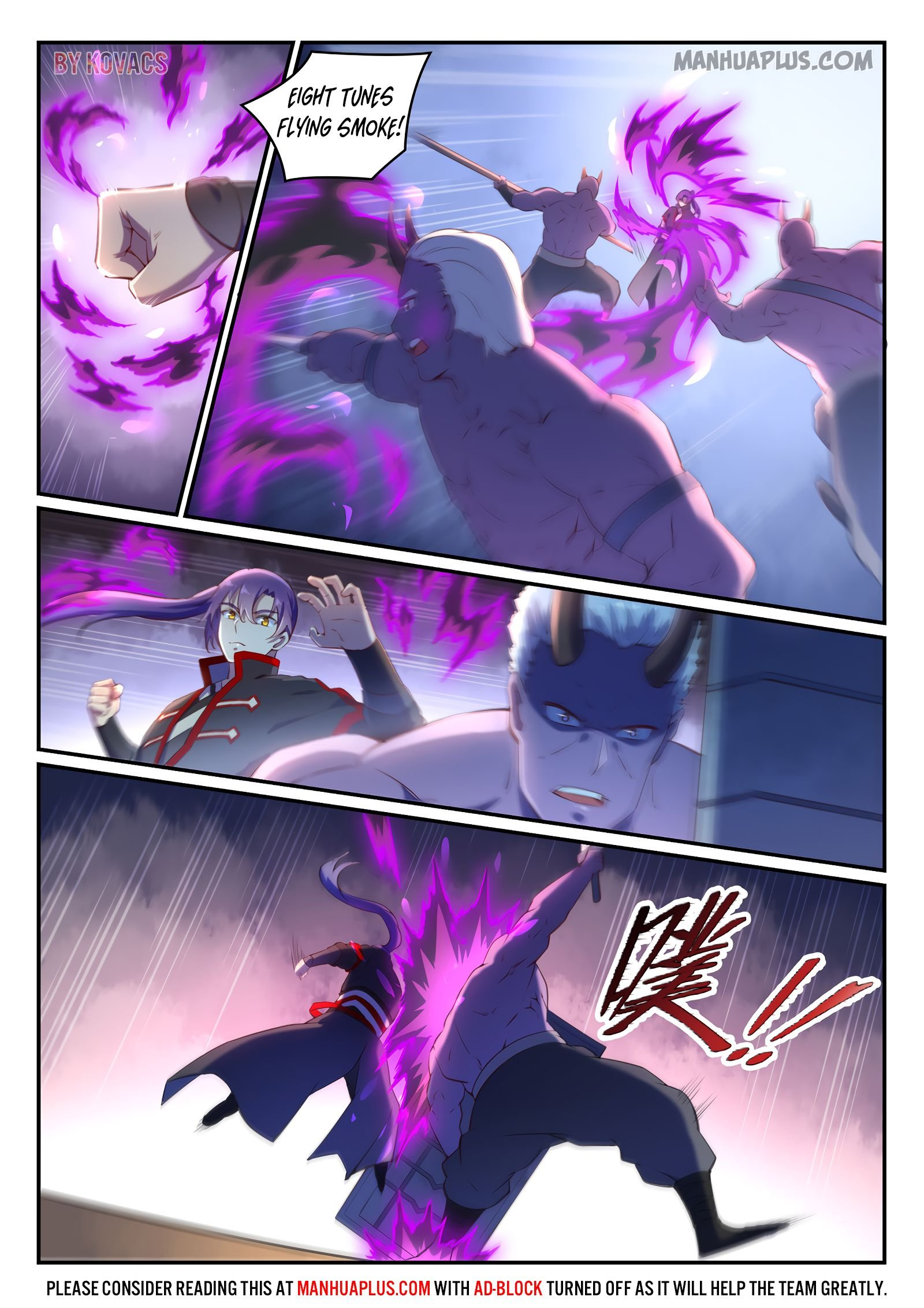 Manga Apotheosis - Chapter 604 Page 9