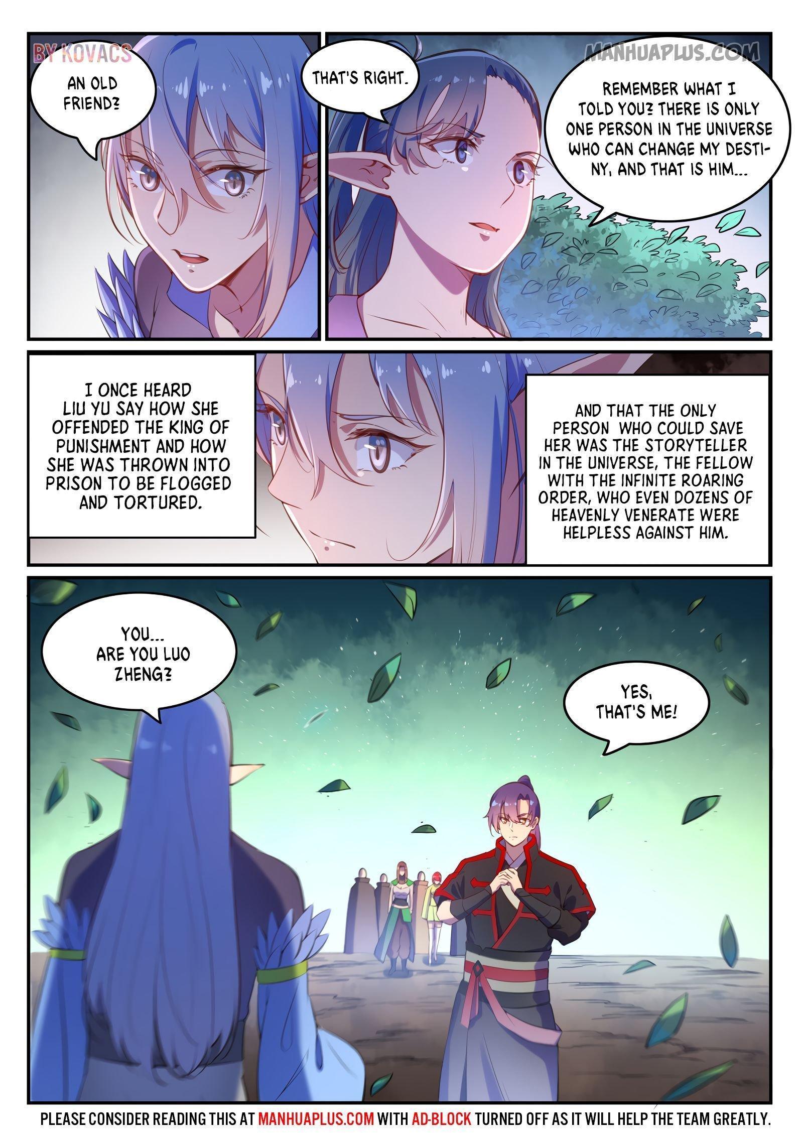 Manga Apotheosis - Chapter 604 Page 14