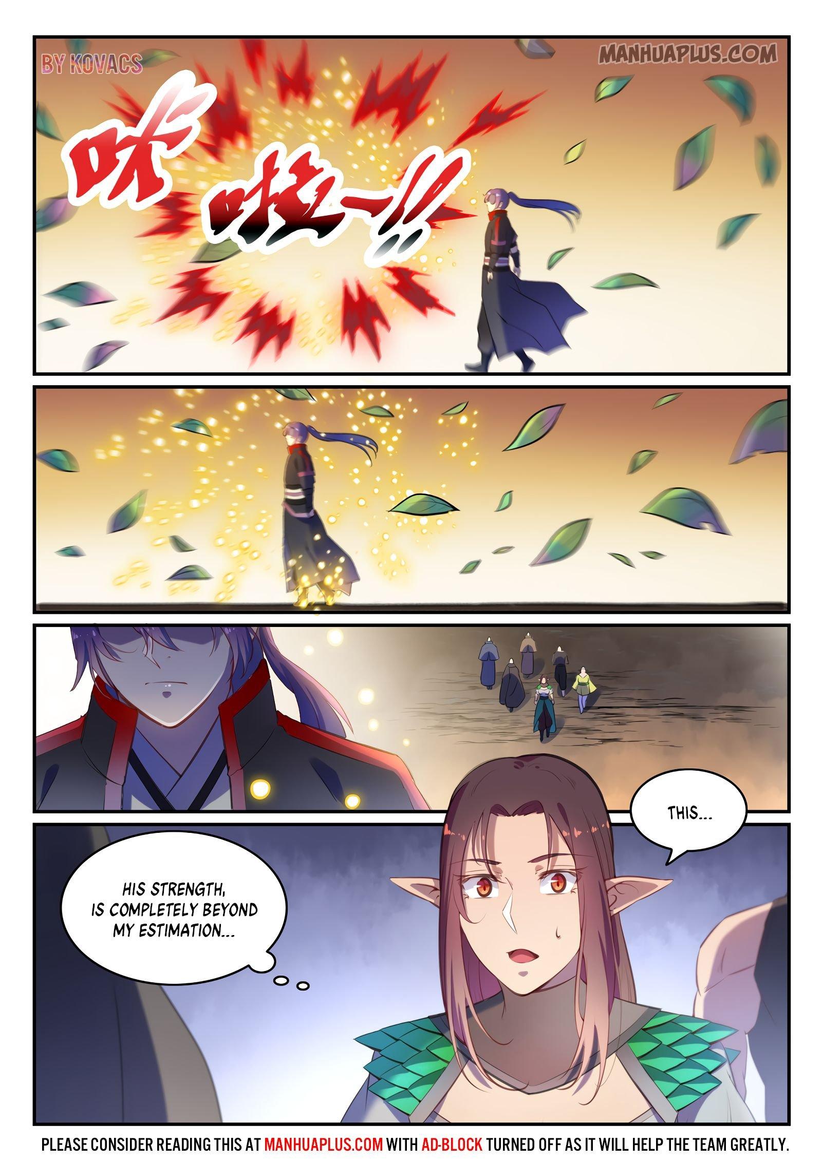 Manga Apotheosis - Chapter 604 Page 7