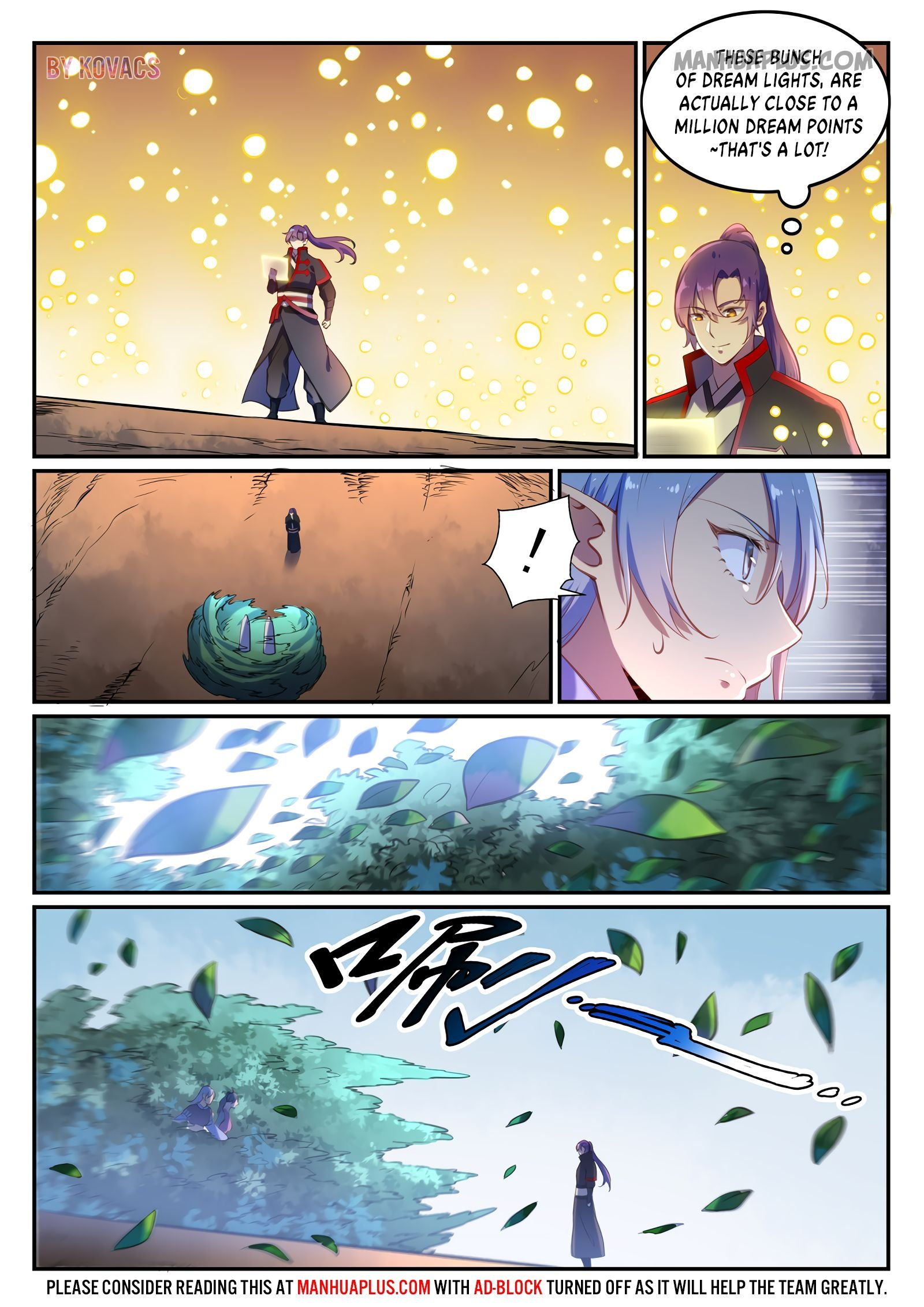 Manga Apotheosis - Chapter 604 Page 12