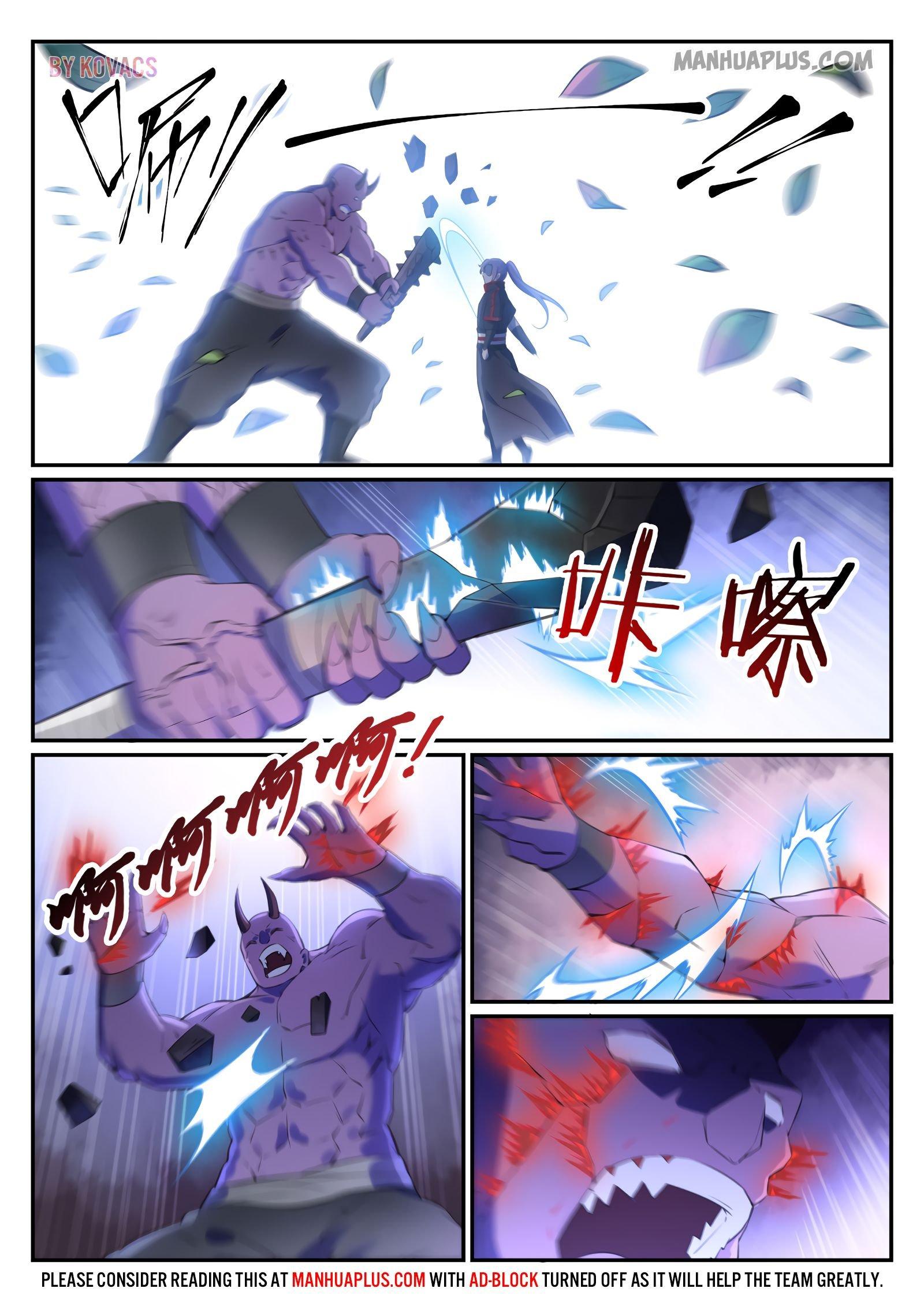 Manga Apotheosis - Chapter 604 Page 6