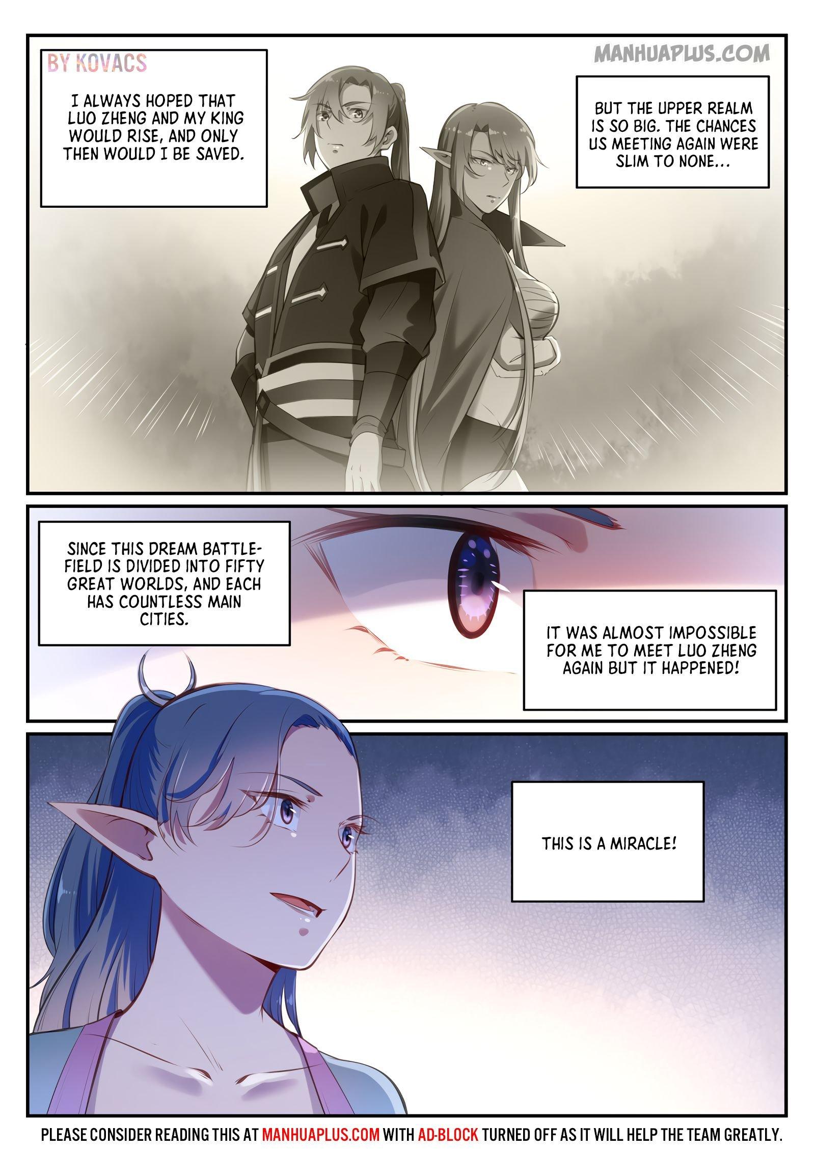 Manga Apotheosis - Chapter 604 Page 3