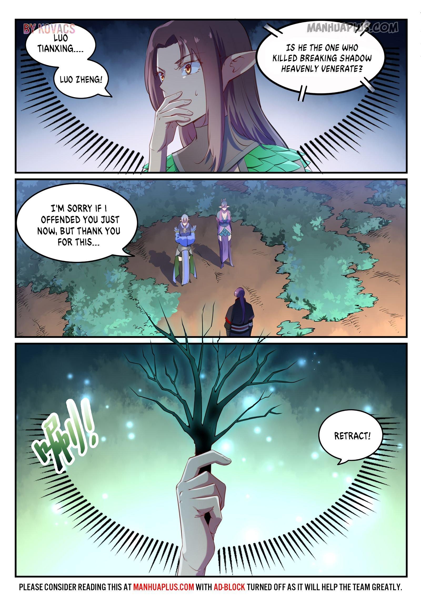 Manga Apotheosis - Chapter 604 Page 15