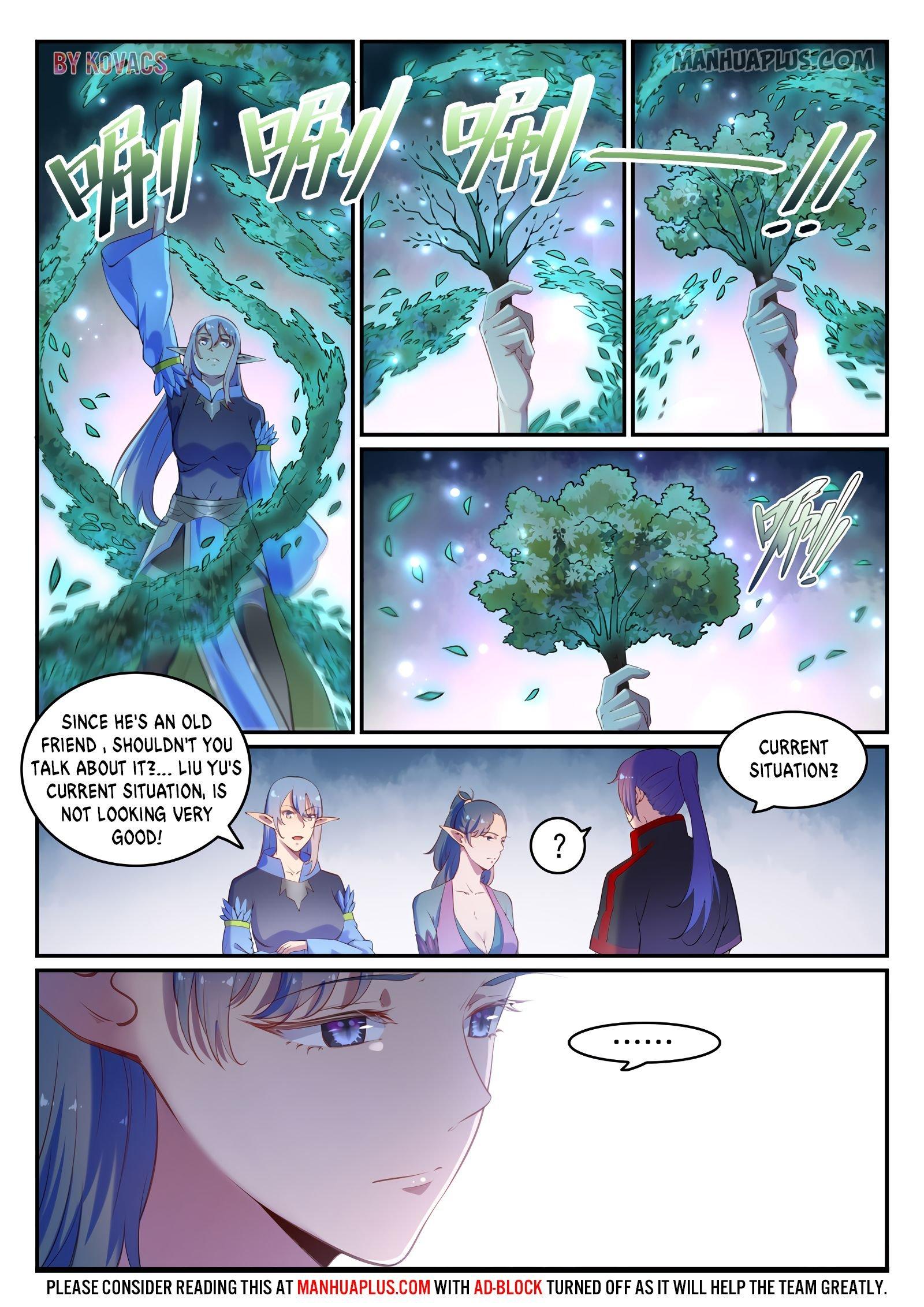 Manga Apotheosis - Chapter 604 Page 16
