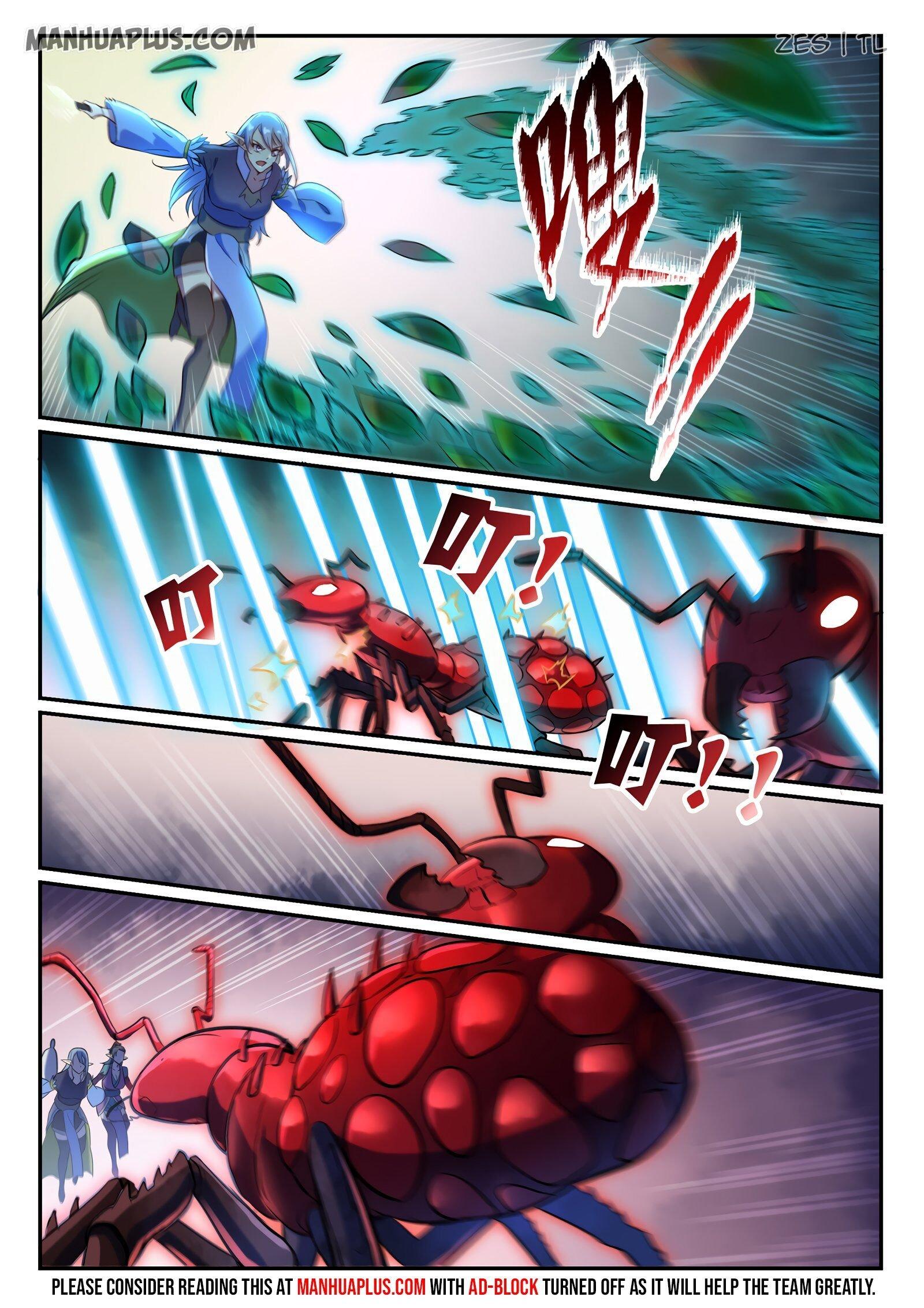 Manga Apotheosis - Chapter 605 Page 9