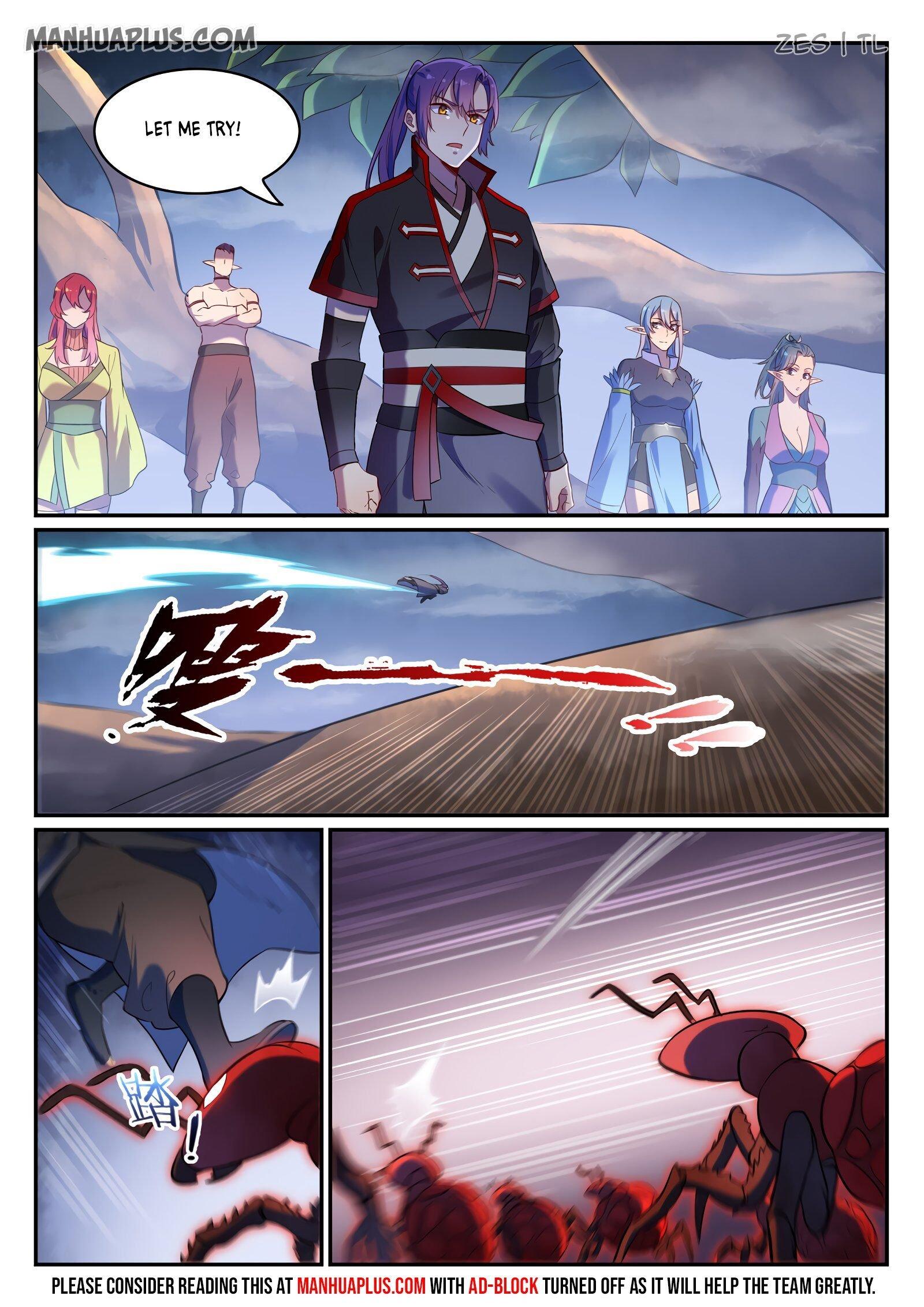Manga Apotheosis - Chapter 605 Page 13