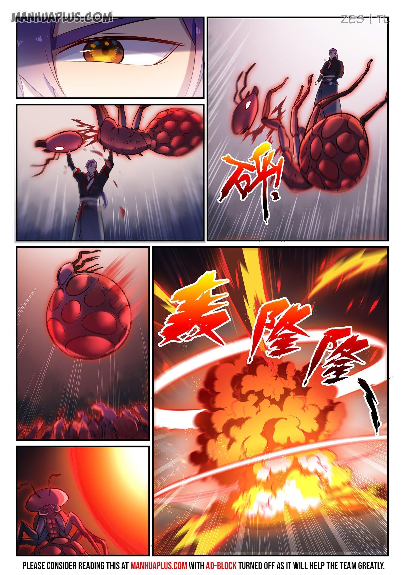 Manga Apotheosis - Chapter 605 Page 16