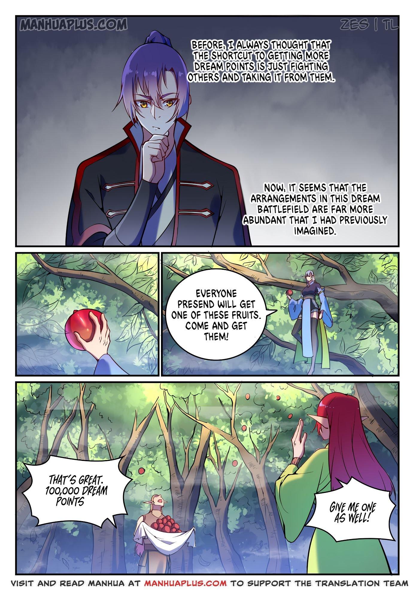Manga Apotheosis - Chapter 606 Page 9