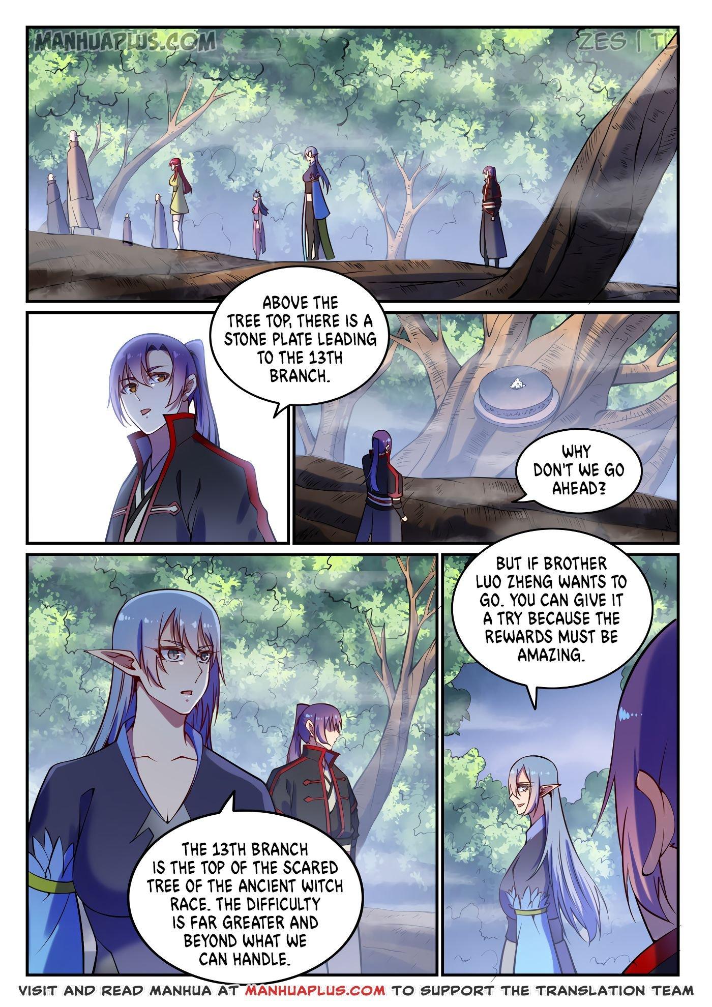 Manga Apotheosis - Chapter 606 Page 13