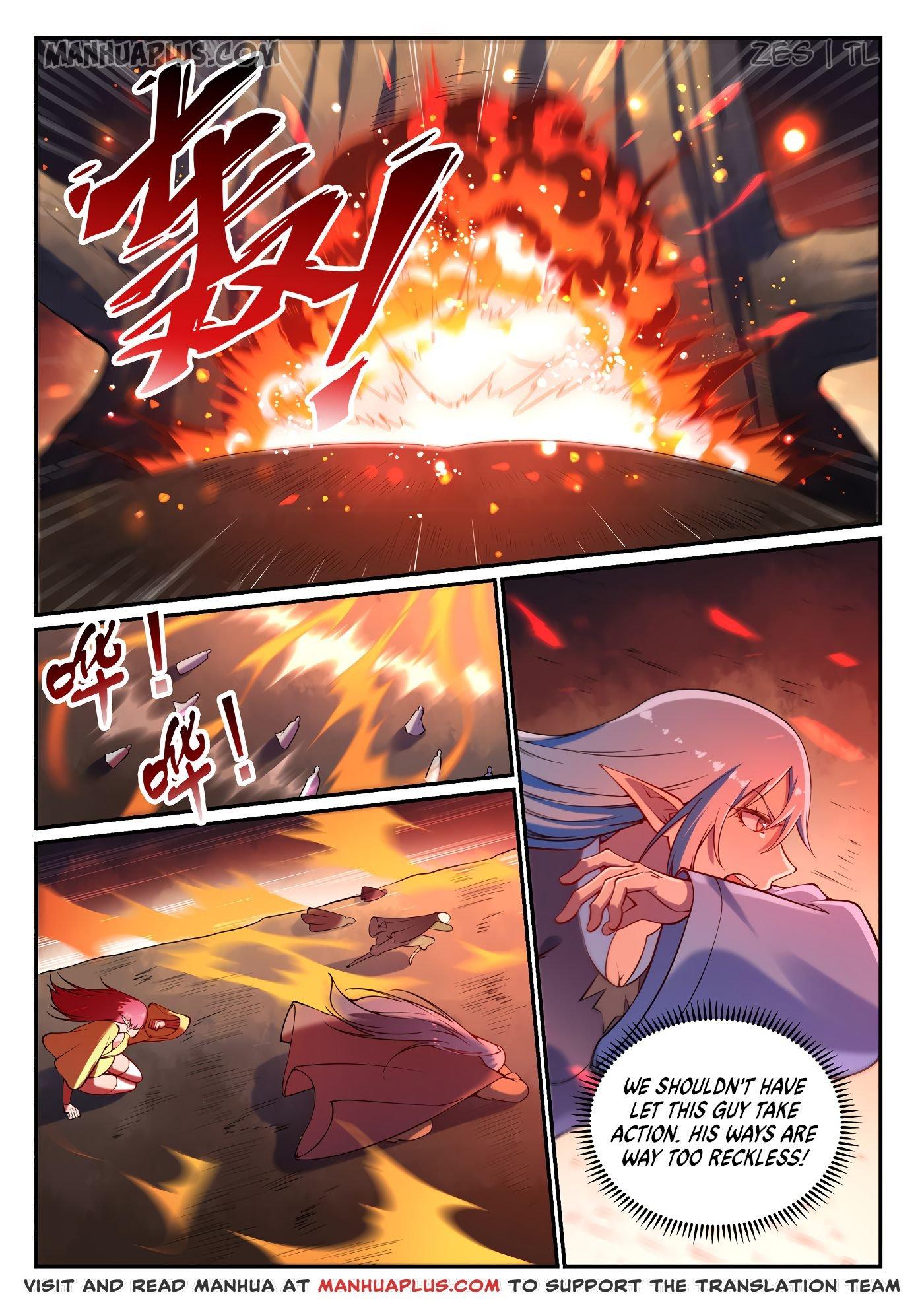 Manga Apotheosis - Chapter 606 Page 2