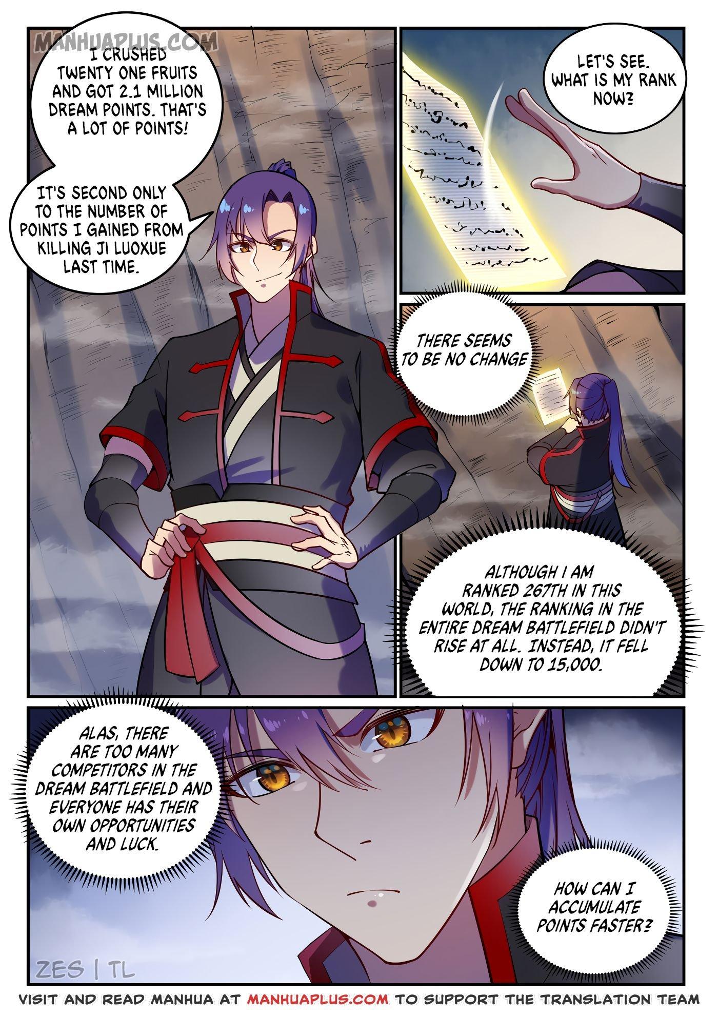 Manga Apotheosis - Chapter 606 Page 12