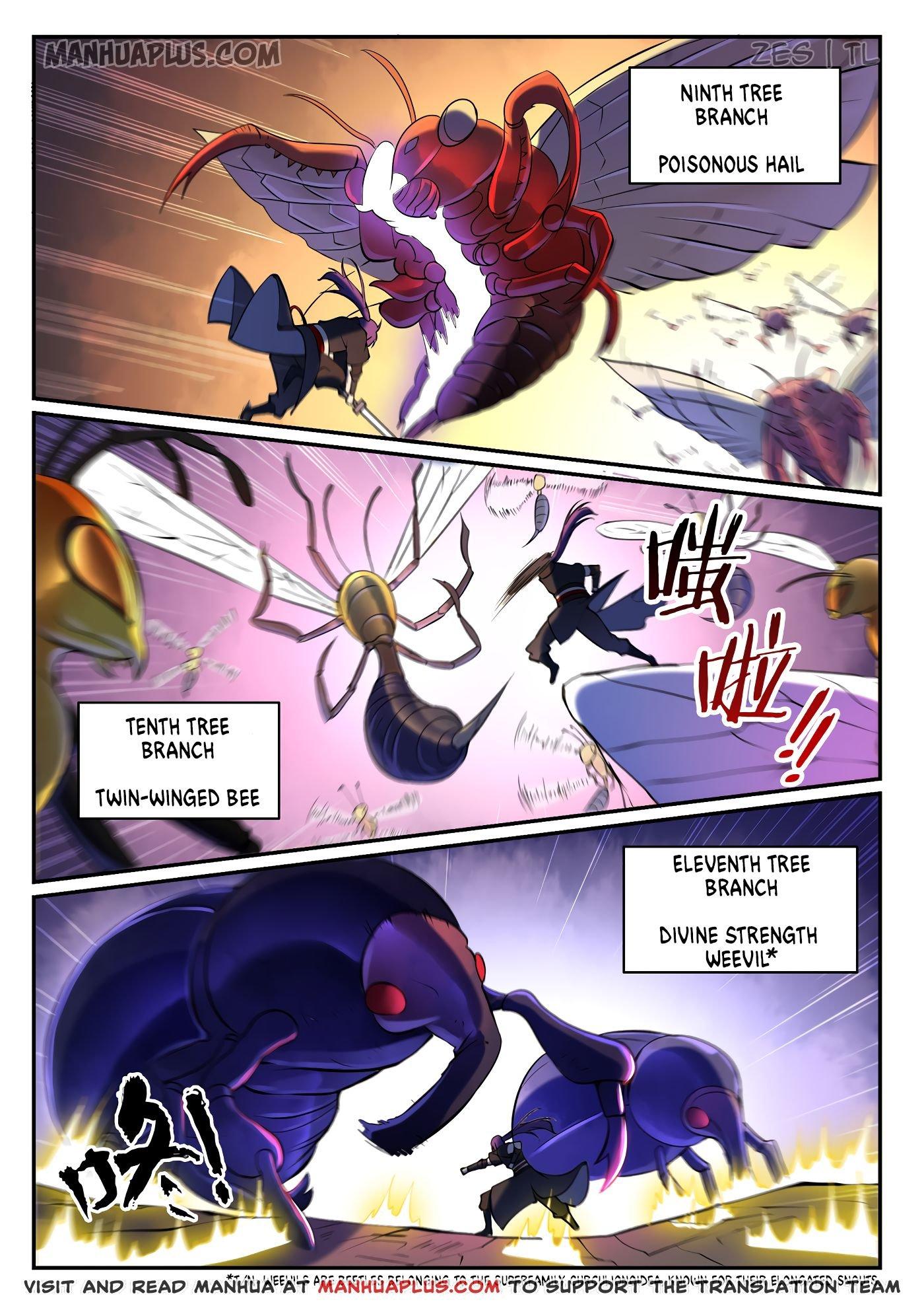 Manga Apotheosis - Chapter 606 Page 6