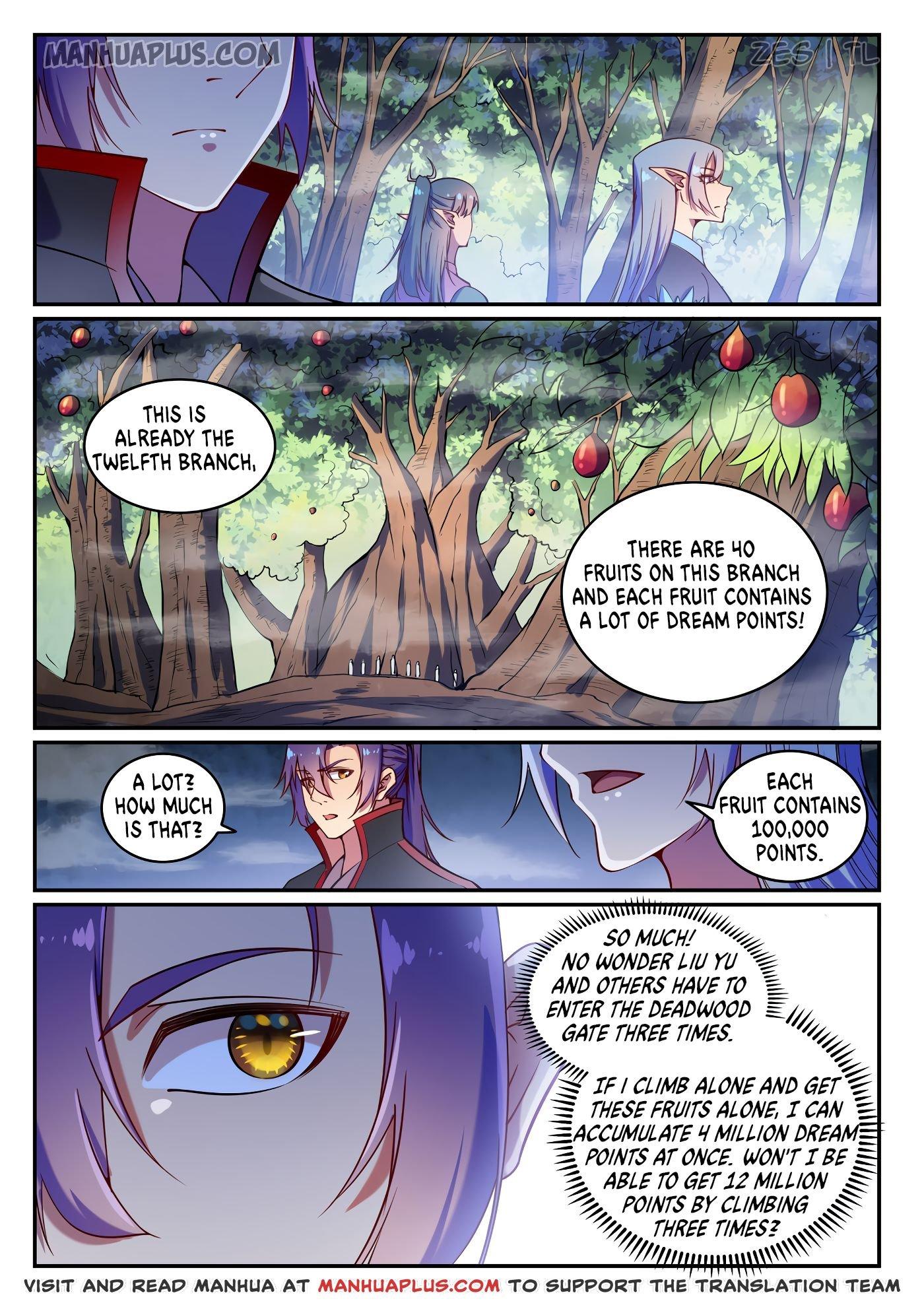 Manga Apotheosis - Chapter 606 Page 8