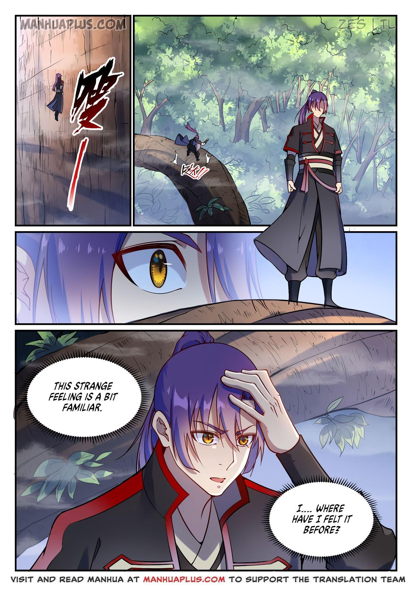 Manga Apotheosis - Chapter 606 Page 16