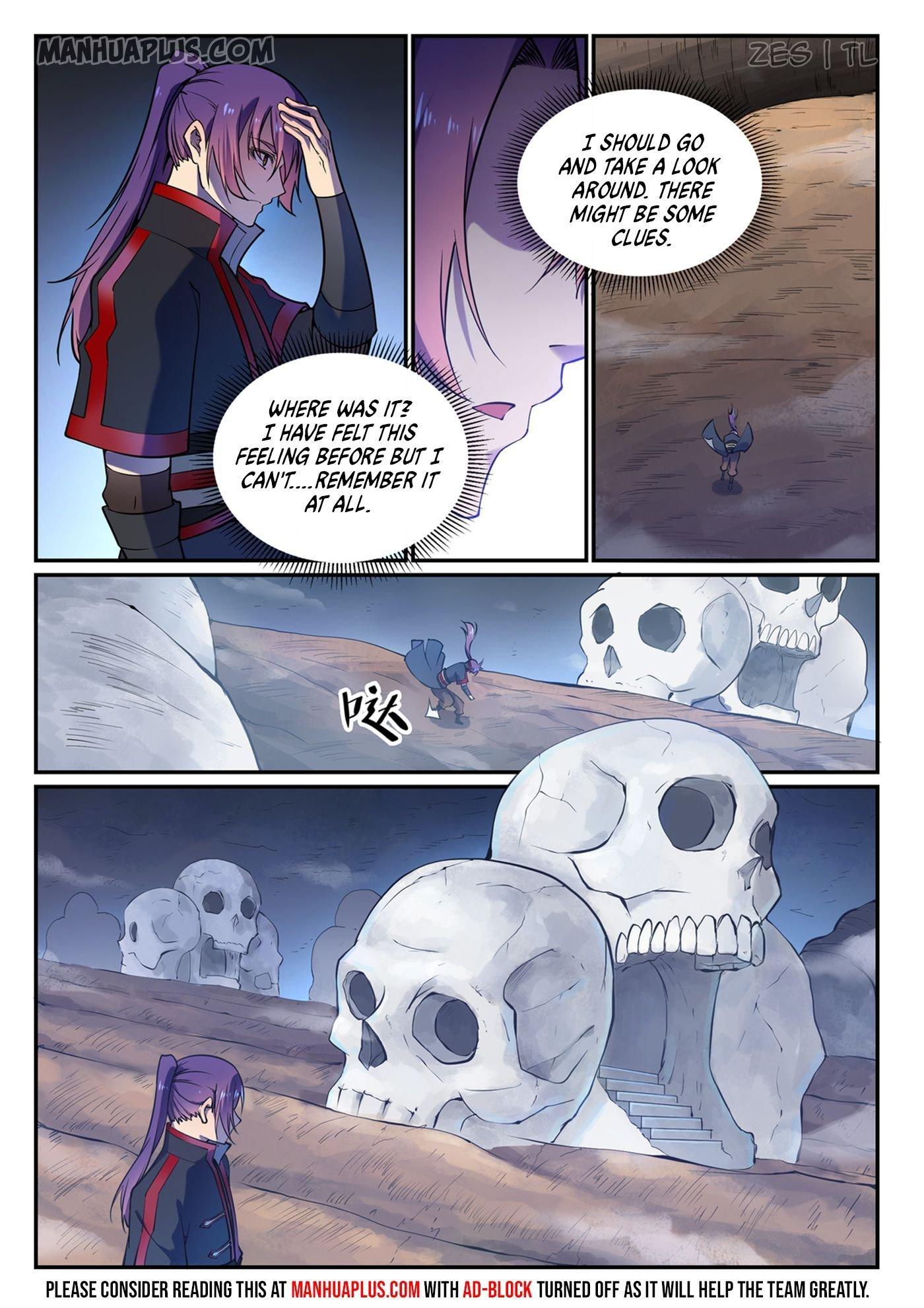 Manga Apotheosis - Chapter 607 Page 2