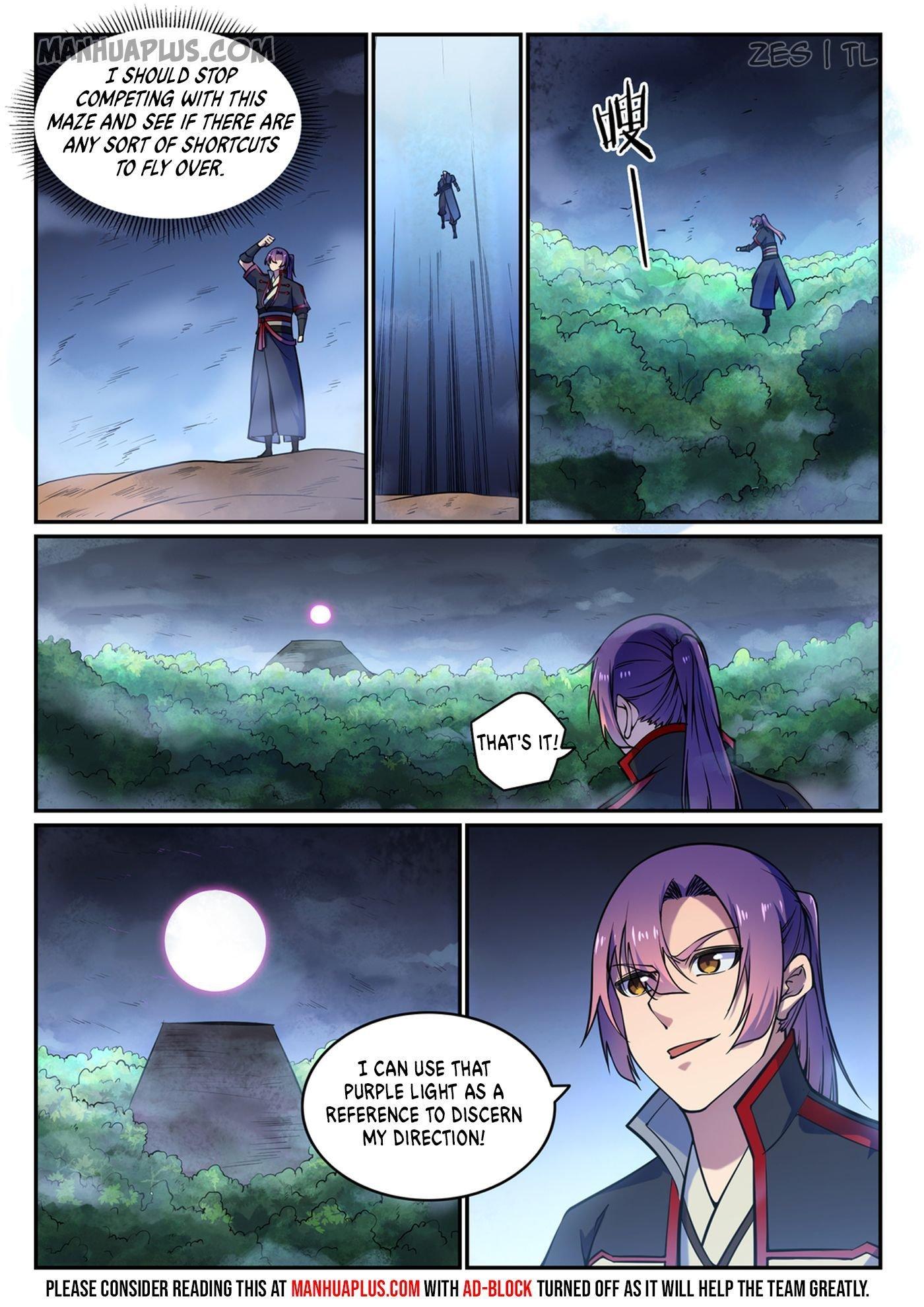 Manga Apotheosis - Chapter 607 Page 10