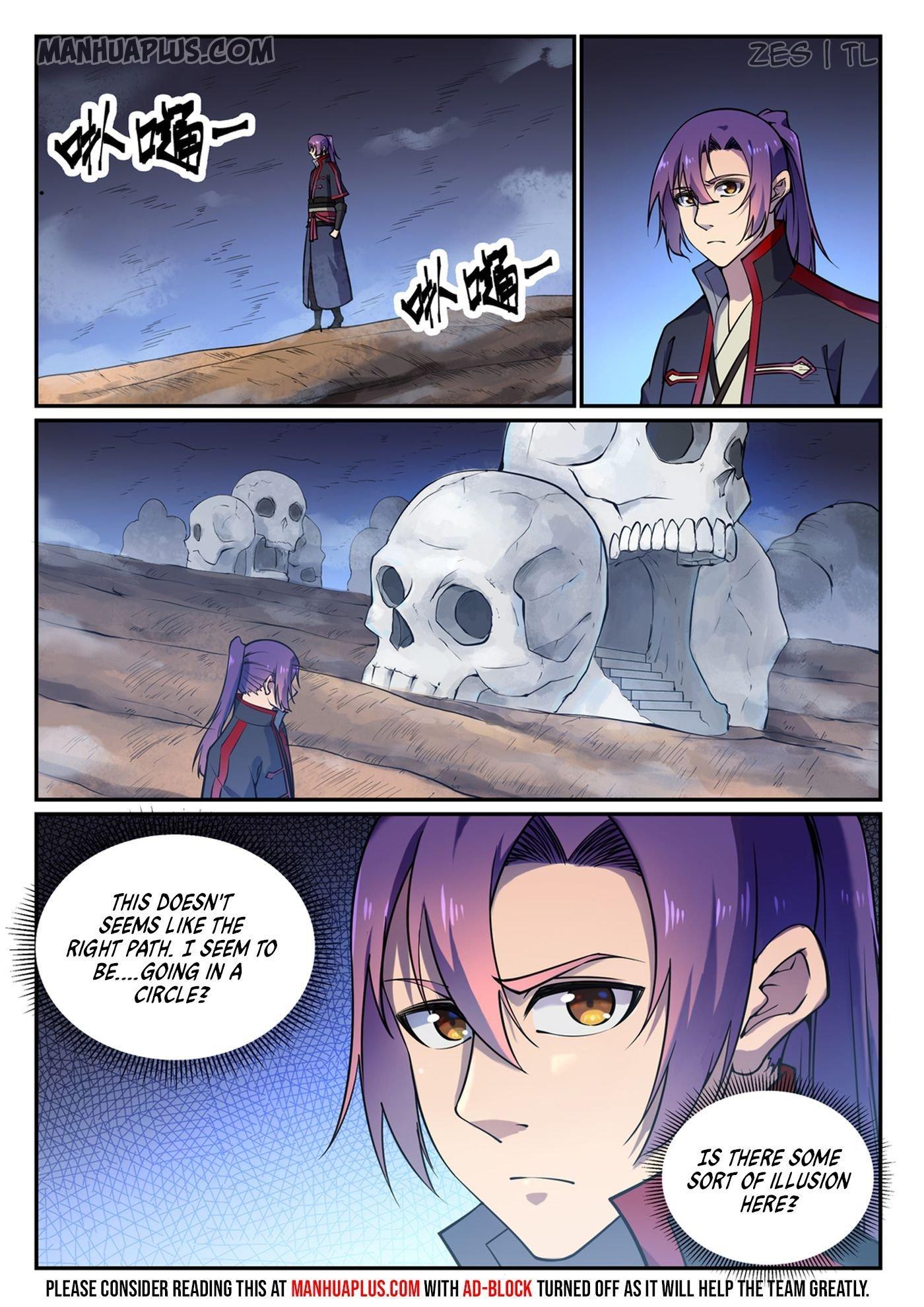 Manga Apotheosis - Chapter 607 Page 6