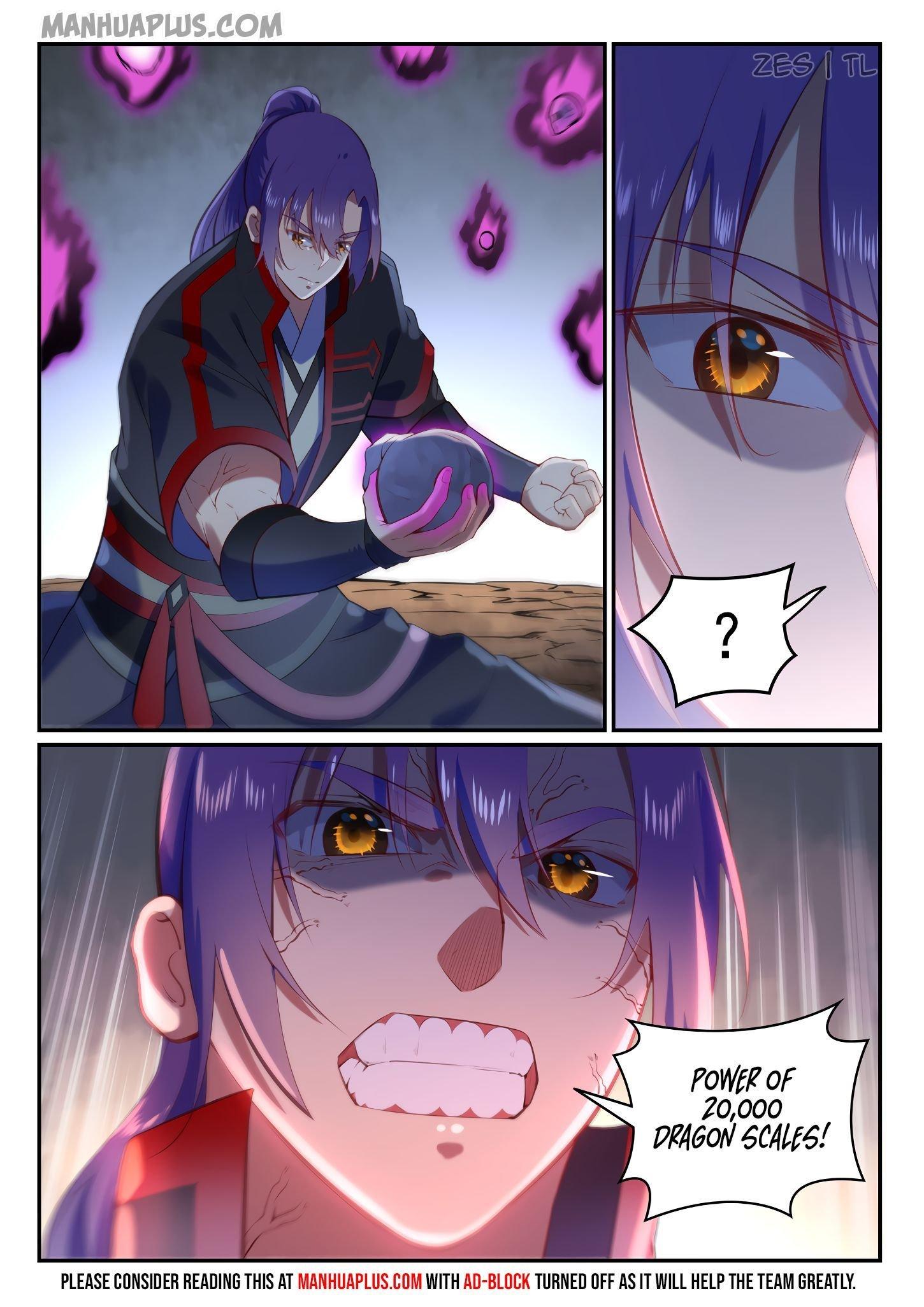 Manga Apotheosis - Chapter 608 Page 11