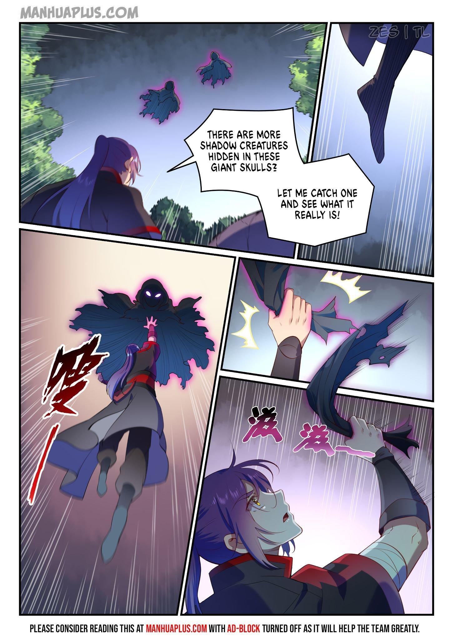 Manga Apotheosis - Chapter 608 Page 4