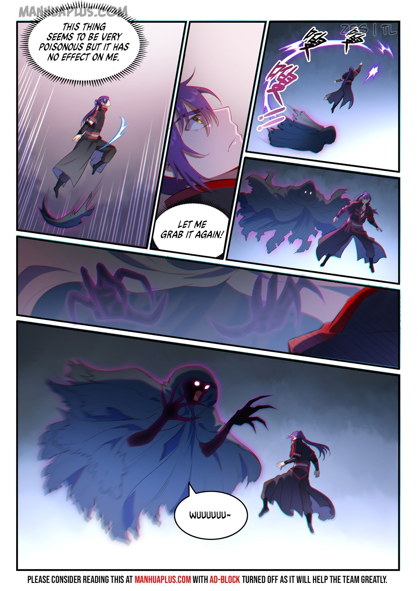 Manga Apotheosis - Chapter 608 Page 5