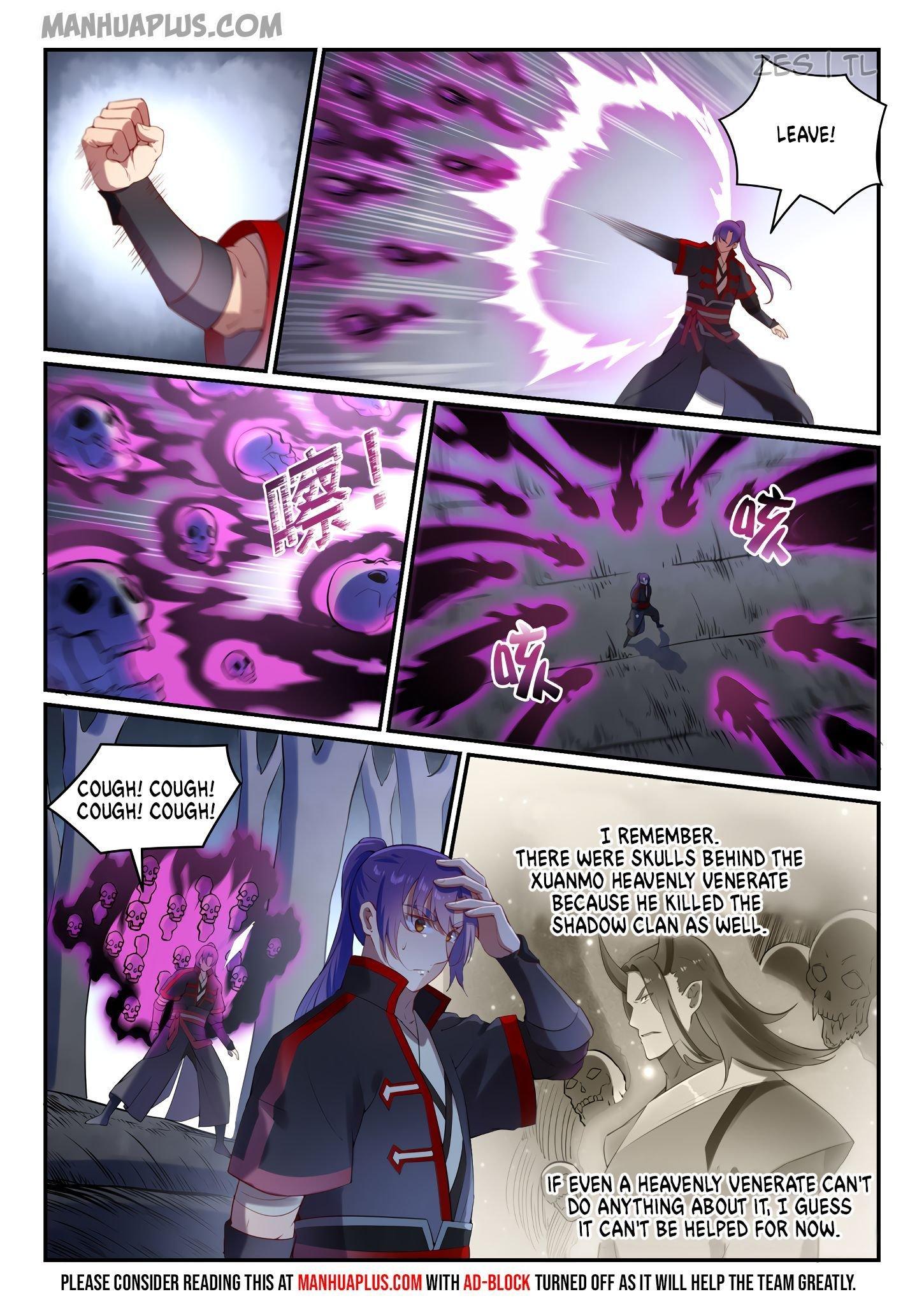 Manga Apotheosis - Chapter 608 Page 15
